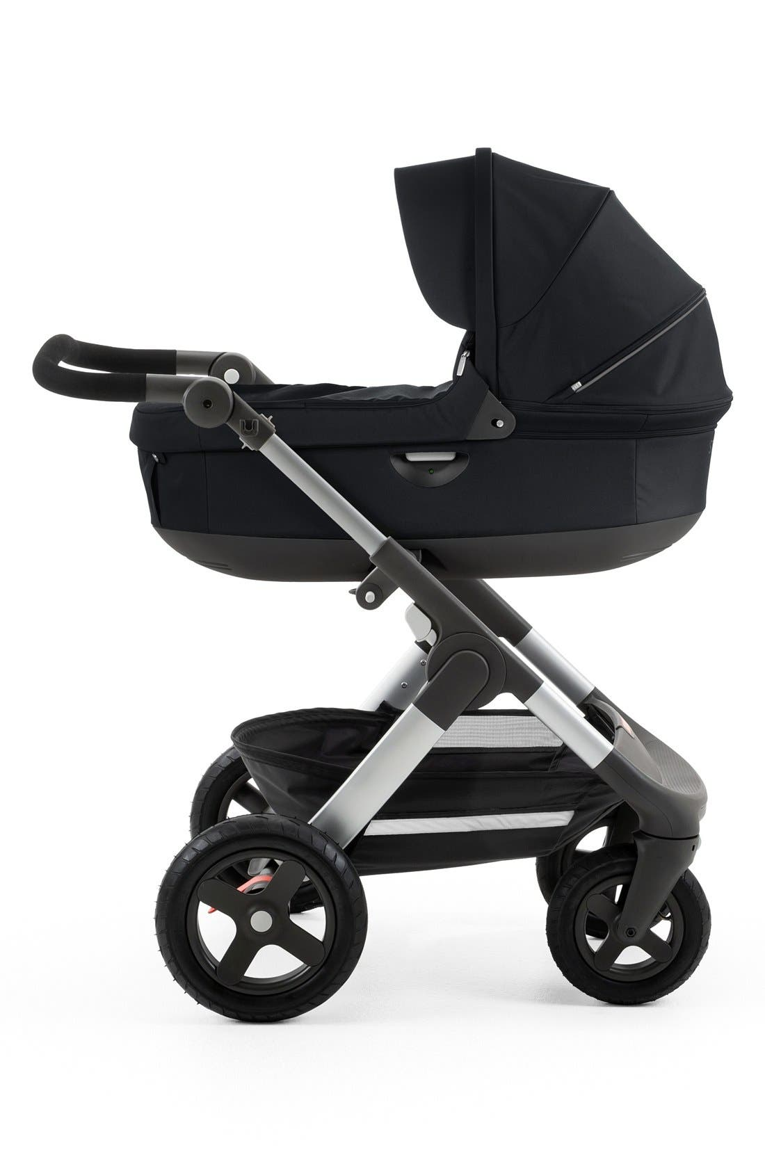 Trailz<sup>™</sup> All Terrain Stroller,                             Alternate thumbnail 3, color,                             BLACK MELANGE