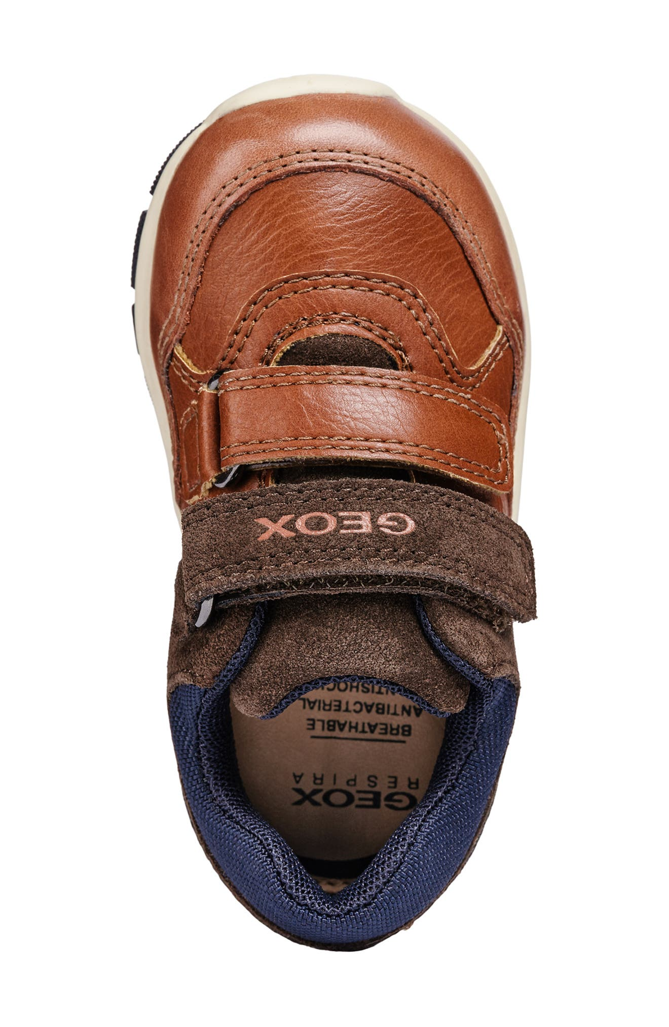 GEOX,                             Shaax Sneaker,                             Alternate thumbnail 5, color,                             200
