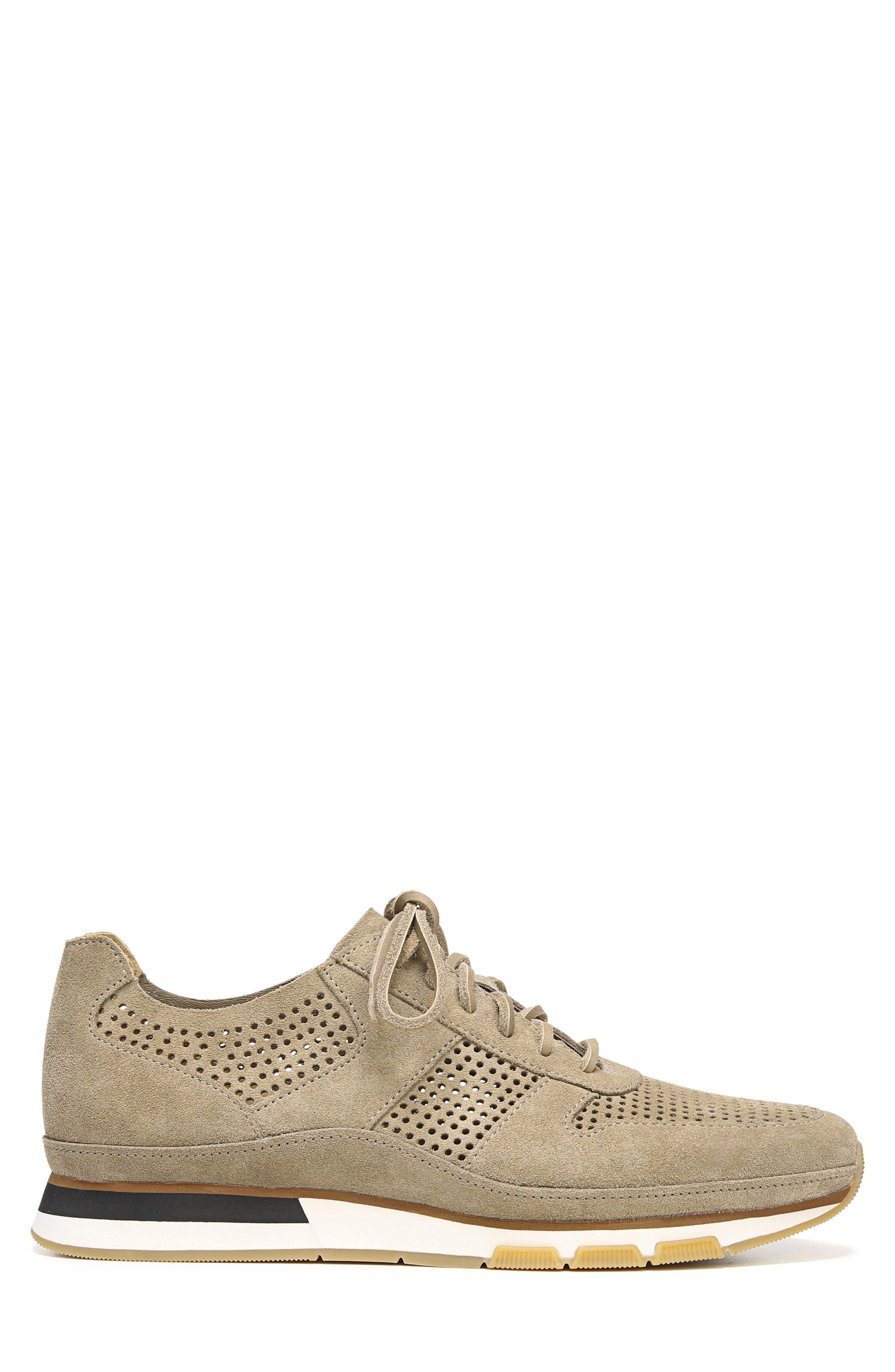 Larson Perforated Sneaker,                             Alternate thumbnail 3, color,                             250