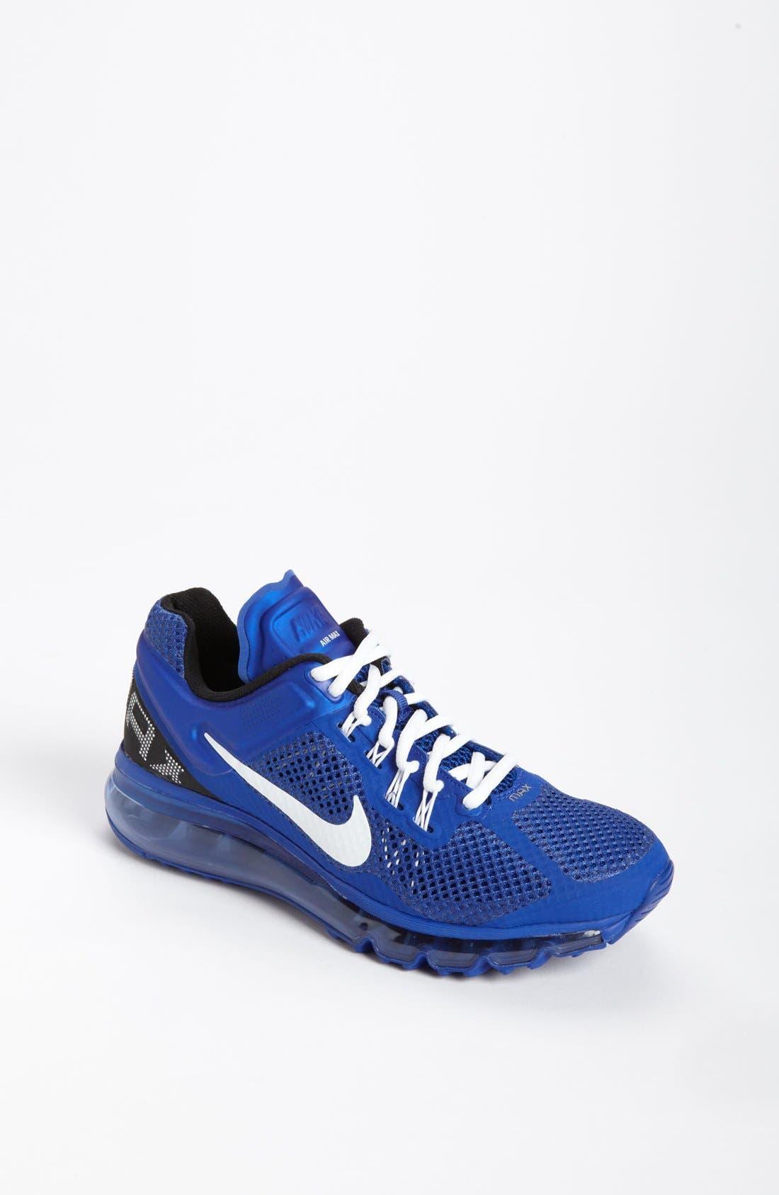 'Air Max 2013' Running Shoe,                             Main thumbnail 1, color,