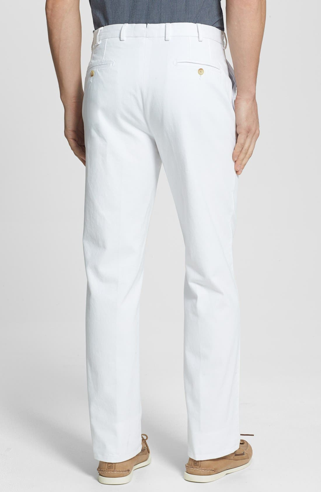 Garment Washed Twill Pants,                             Alternate thumbnail 72, color,