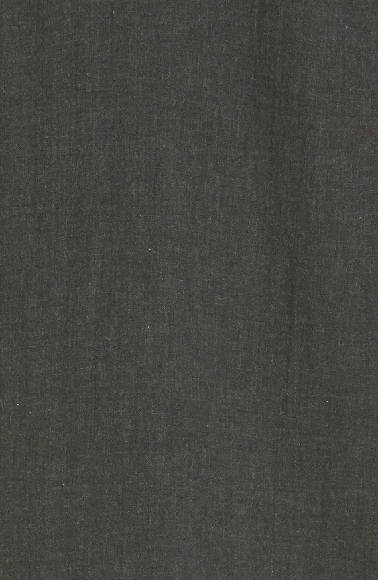 Regular Fit Solid Sport Shirt,                             Alternate thumbnail 5, color,                             008