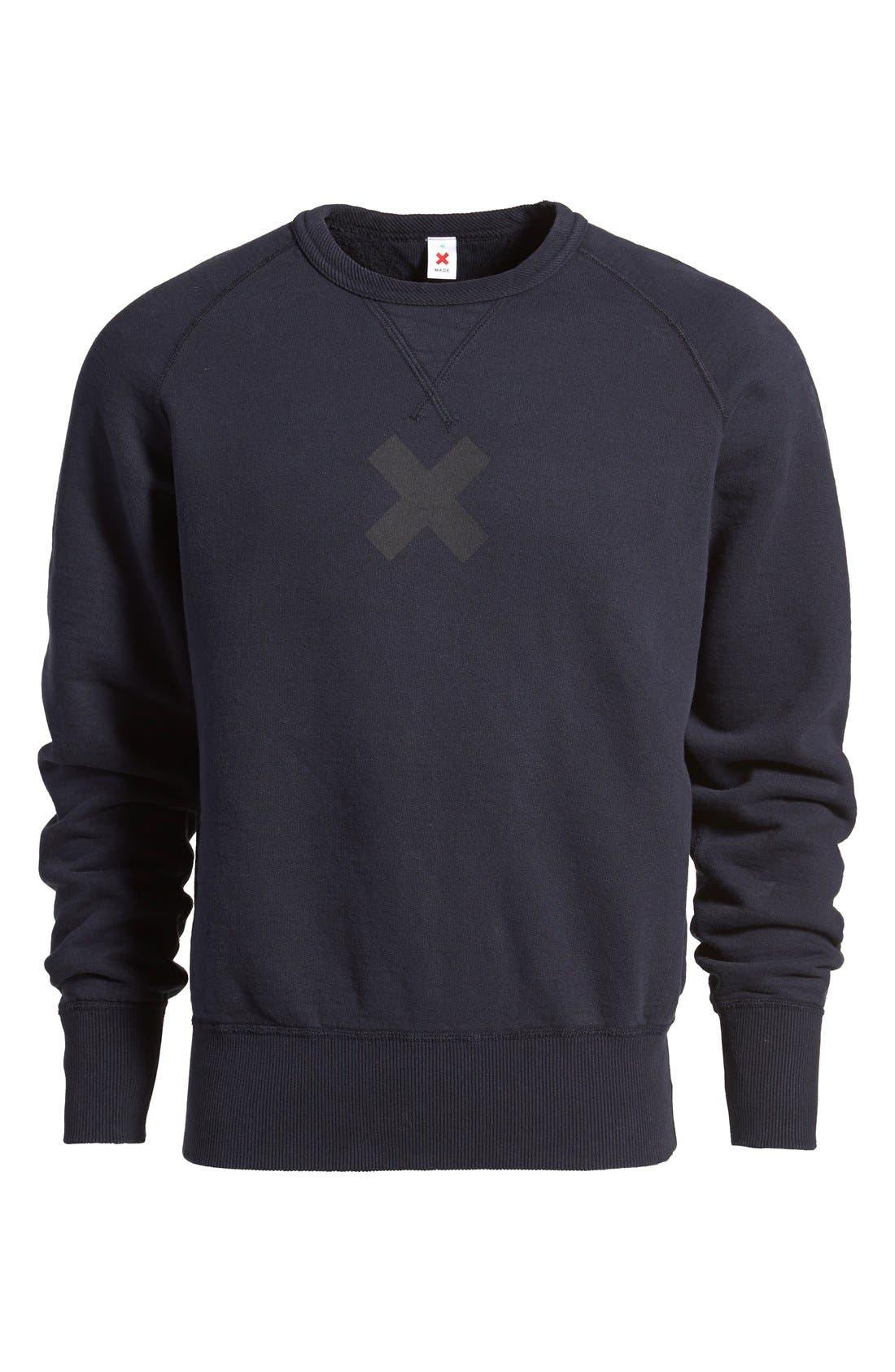 BEST MADE CO.,                             Best Made Co '20 oz. Standard' Sweatshirt,                             Alternate thumbnail 2, color,                             400