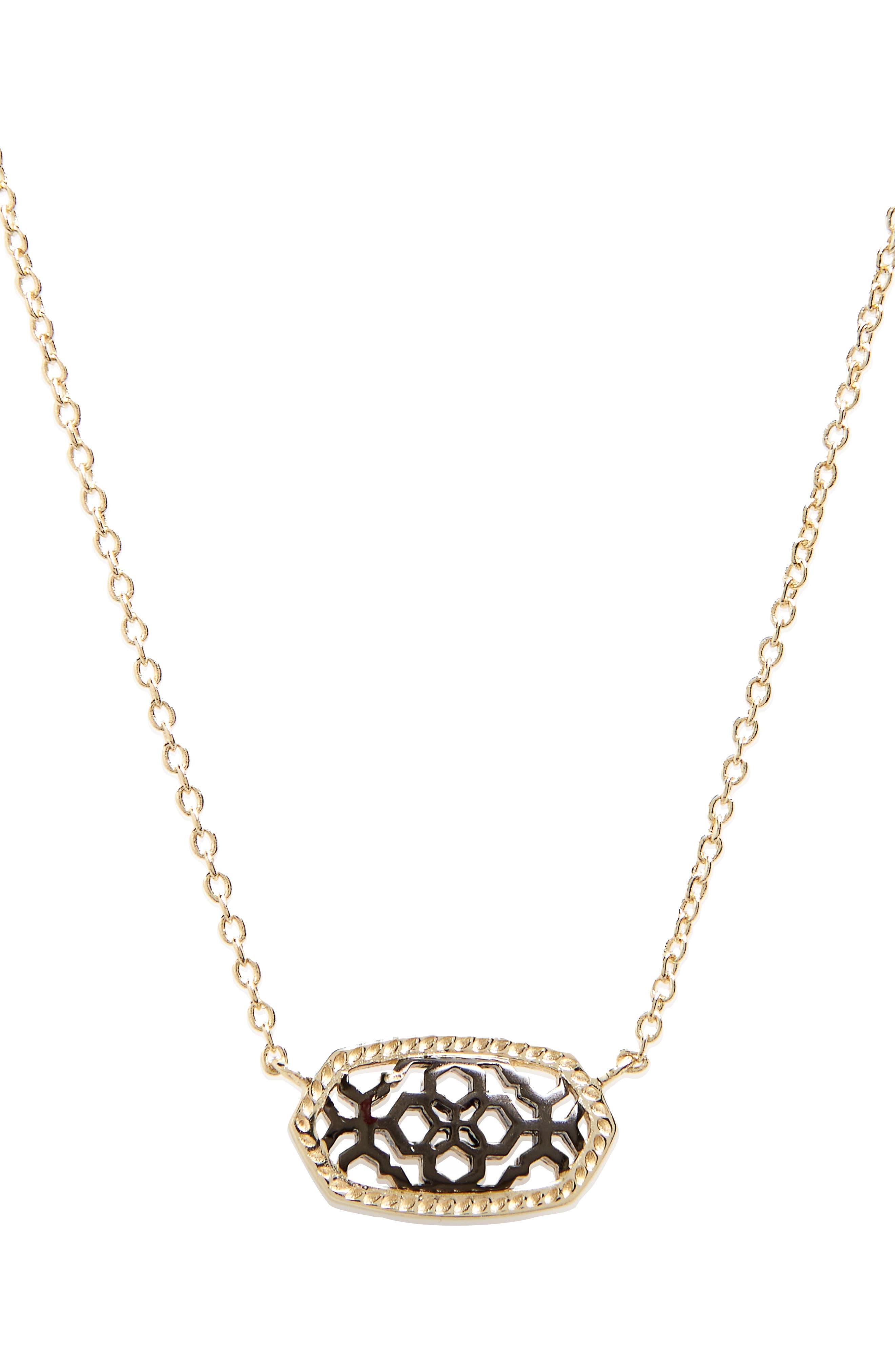 'Elisa' Pendant Necklace,                             Alternate thumbnail 164, color,