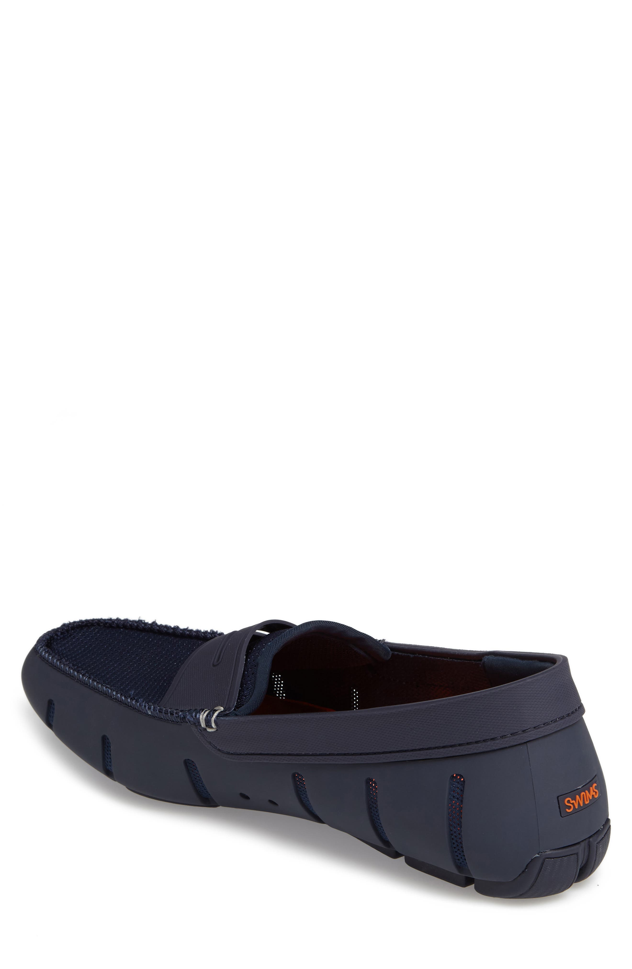 Penny Loafer,                             Alternate thumbnail 2, color,                             NAVY/NAVY