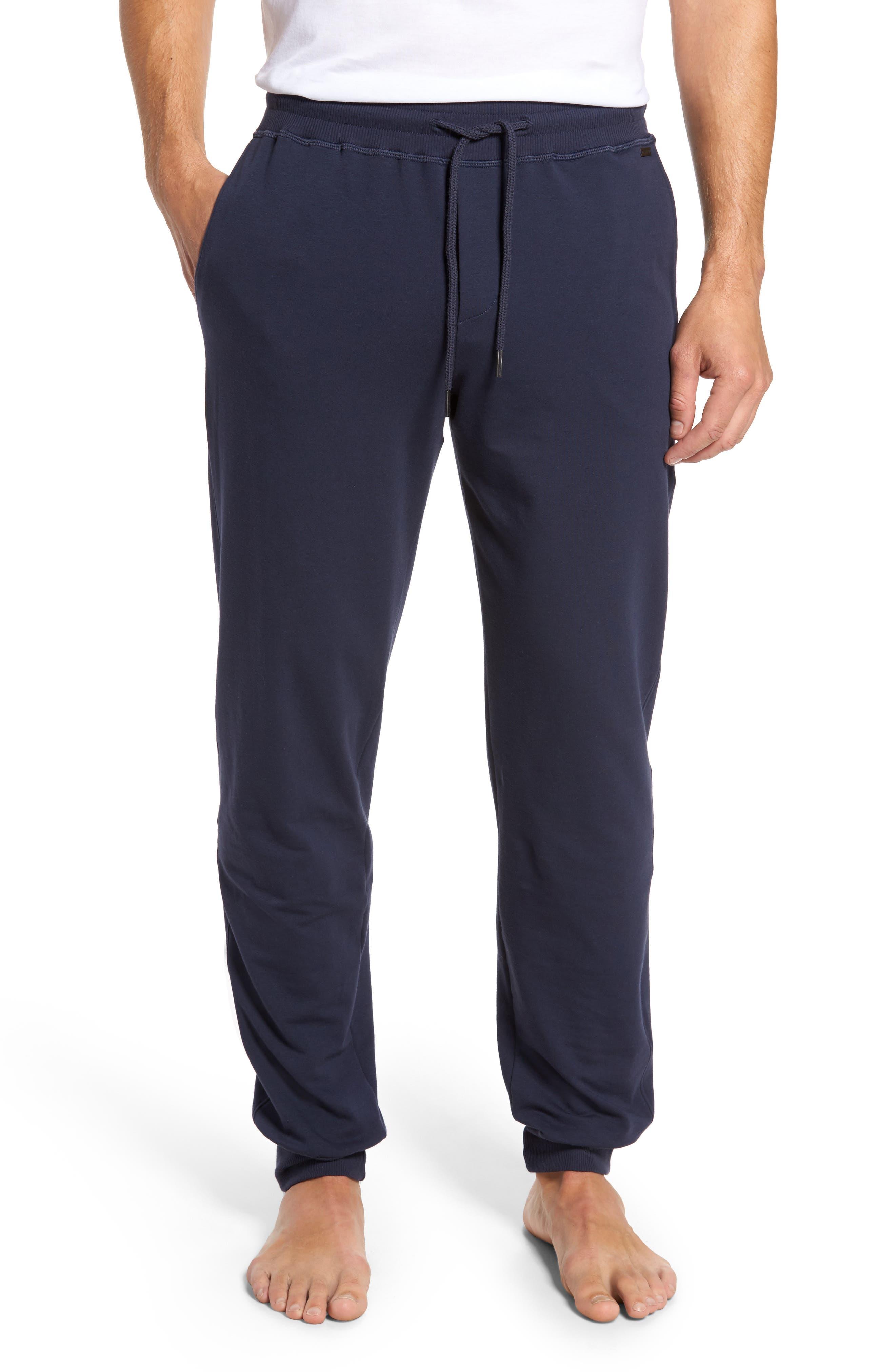 Living Lounge Pants,                         Main,                         color, BLACK IRIS