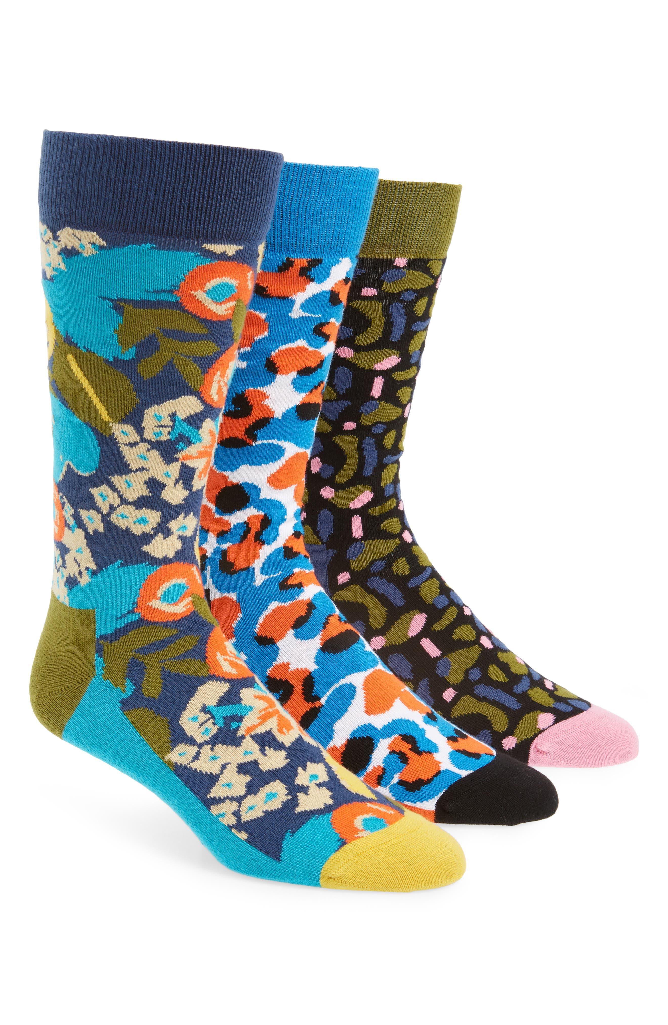 Wiz Khalifa 3-Pack Socks Boxed Set,                             Main thumbnail 1, color,                             462