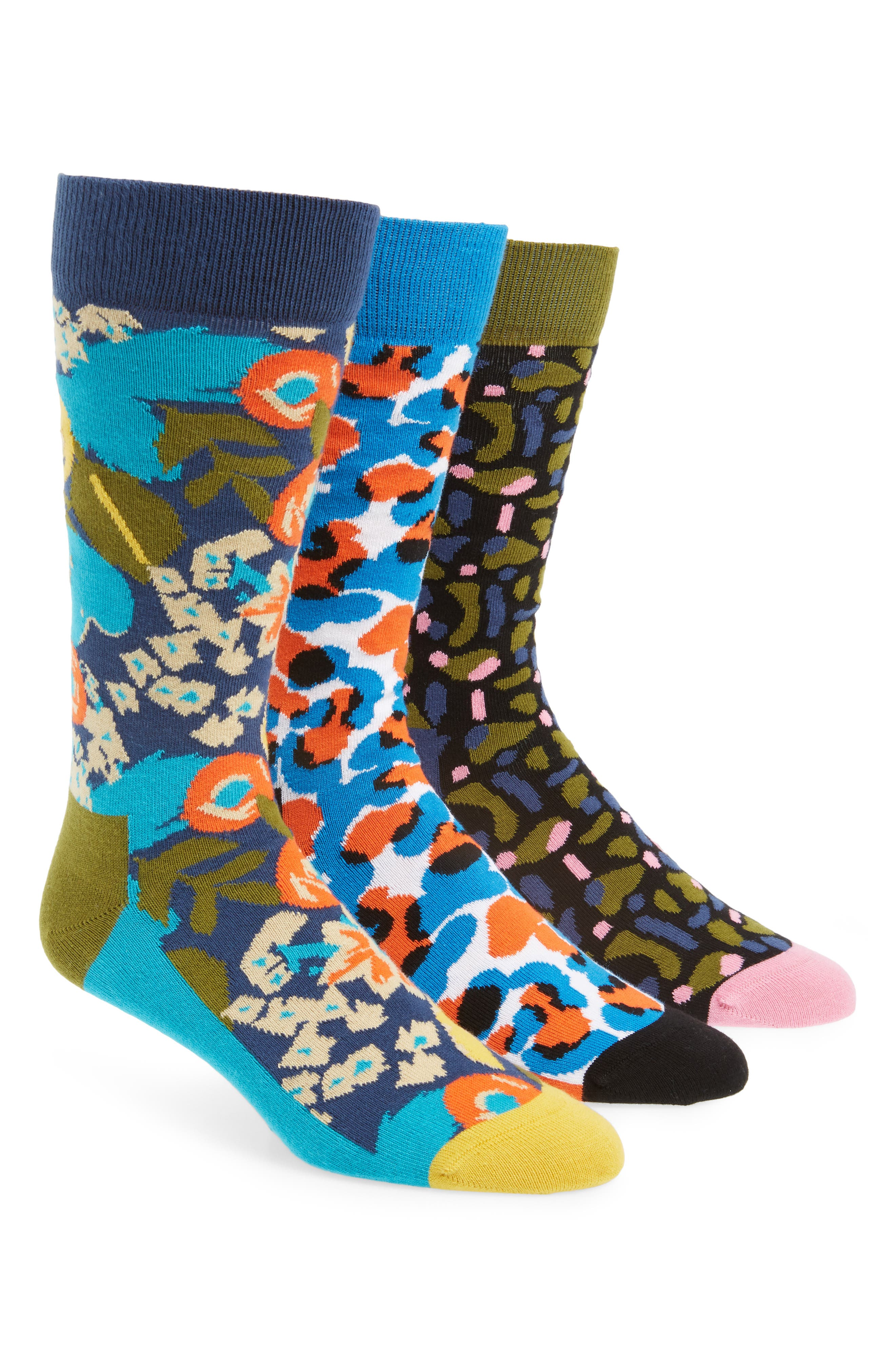 Wiz Khalifa 3-Pack Socks Boxed Set,                         Main,                         color, 462