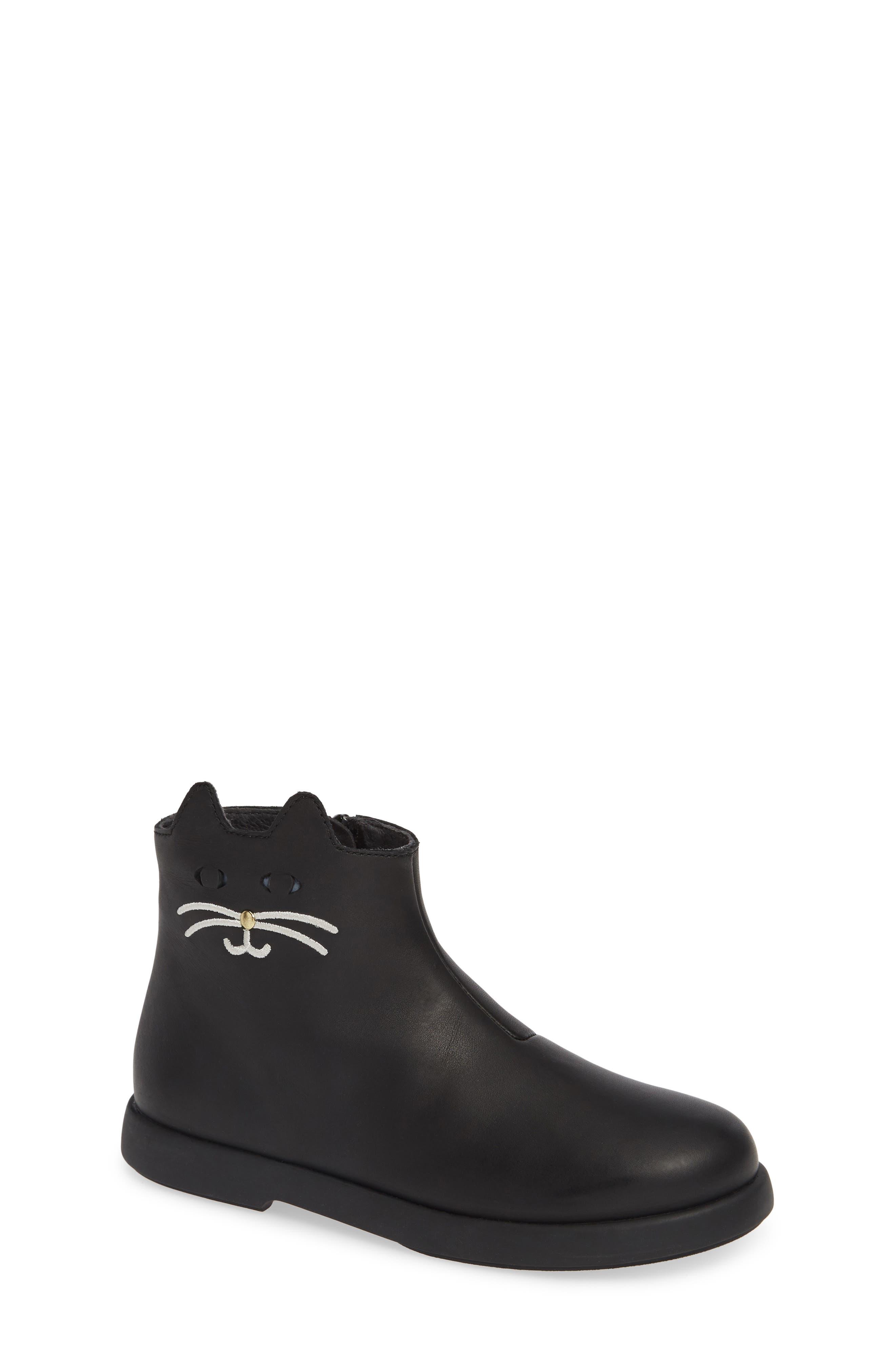 Duet Boot,                         Main,                         color, BLACK