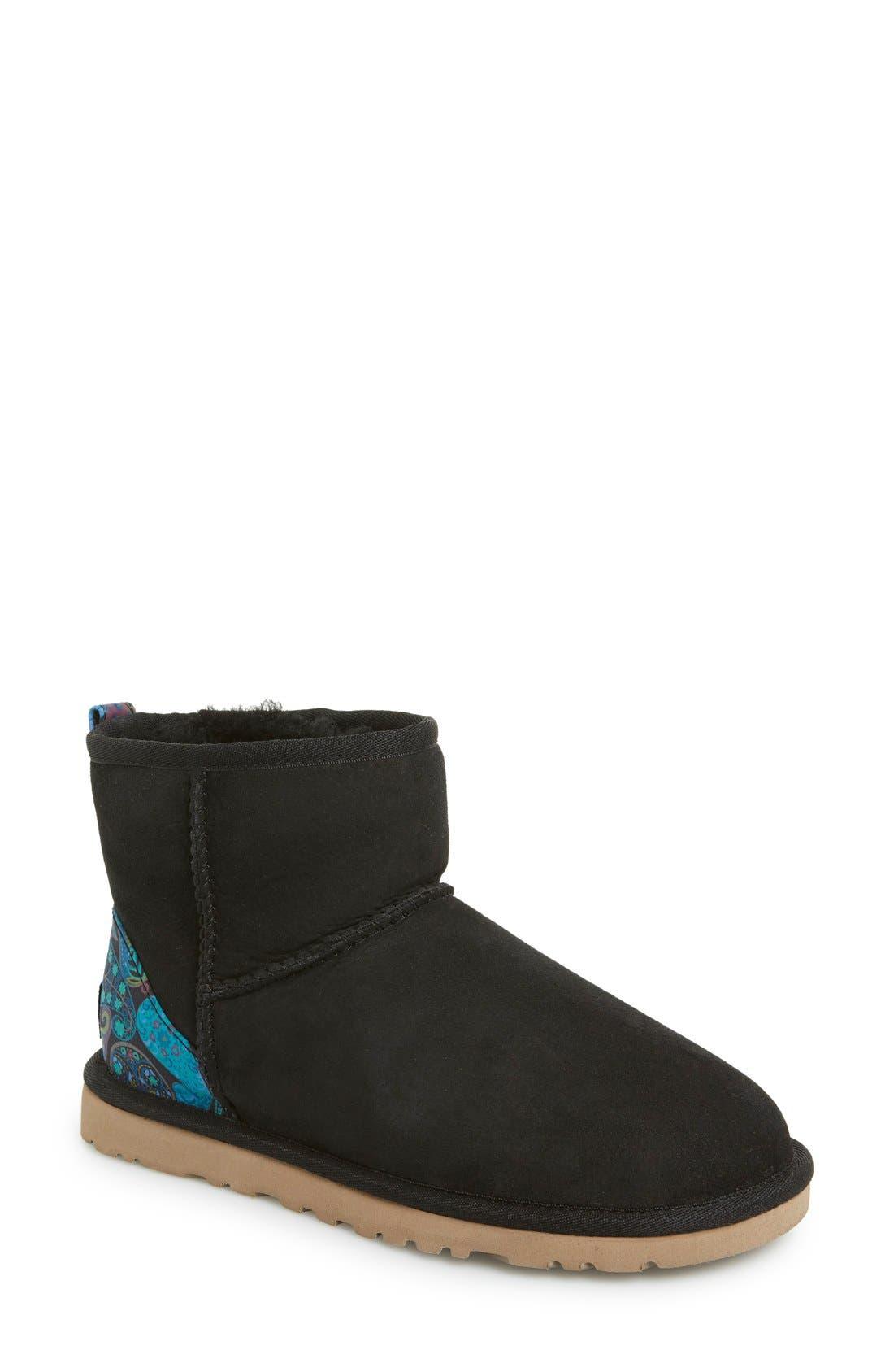 x Liberty of London 'Classic Mini' Boot, Main, color, 021