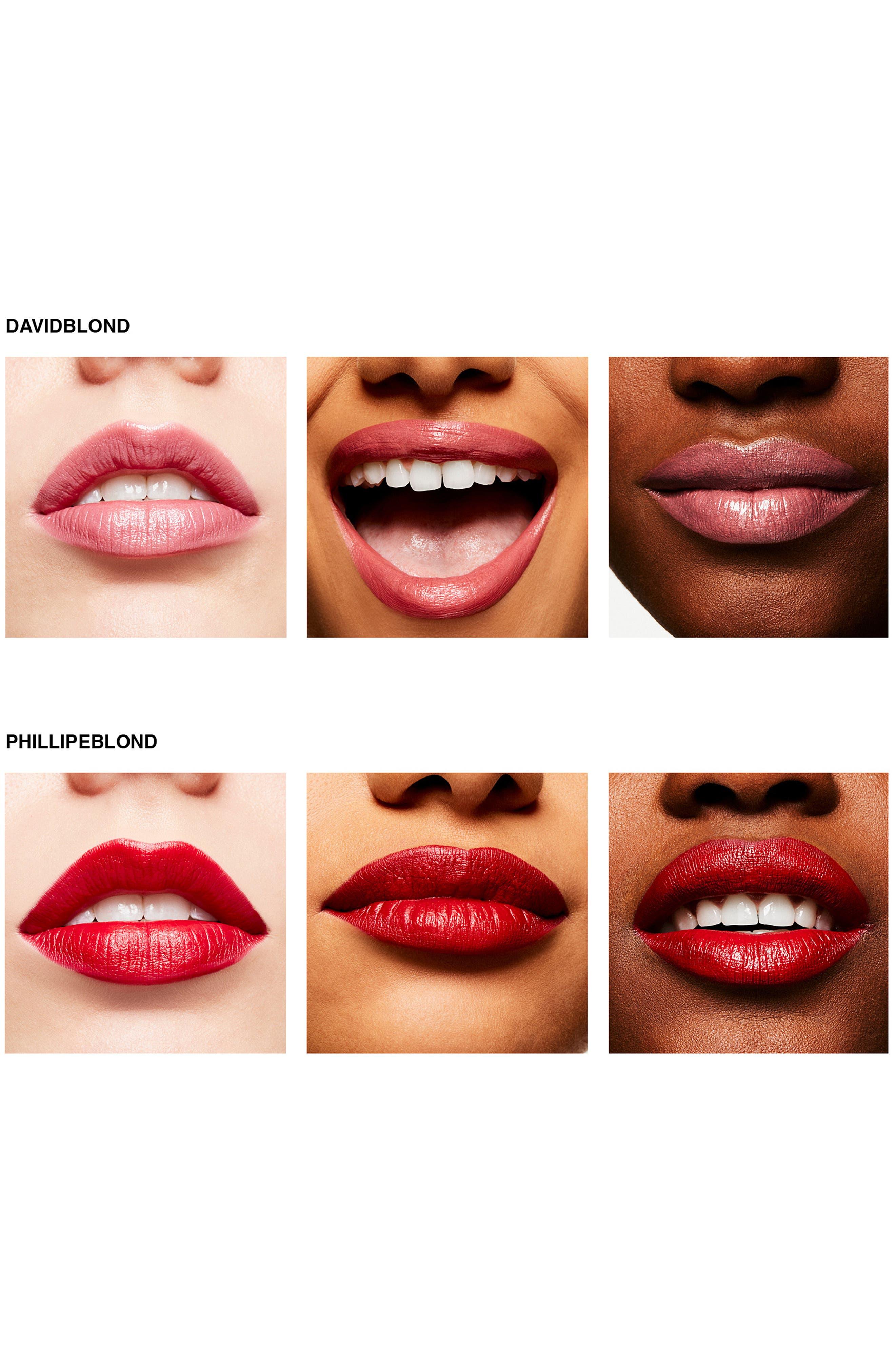 MAC The Blonds Lipstick,                             Alternate thumbnail 2, color,                             PHILLIPEBLOND