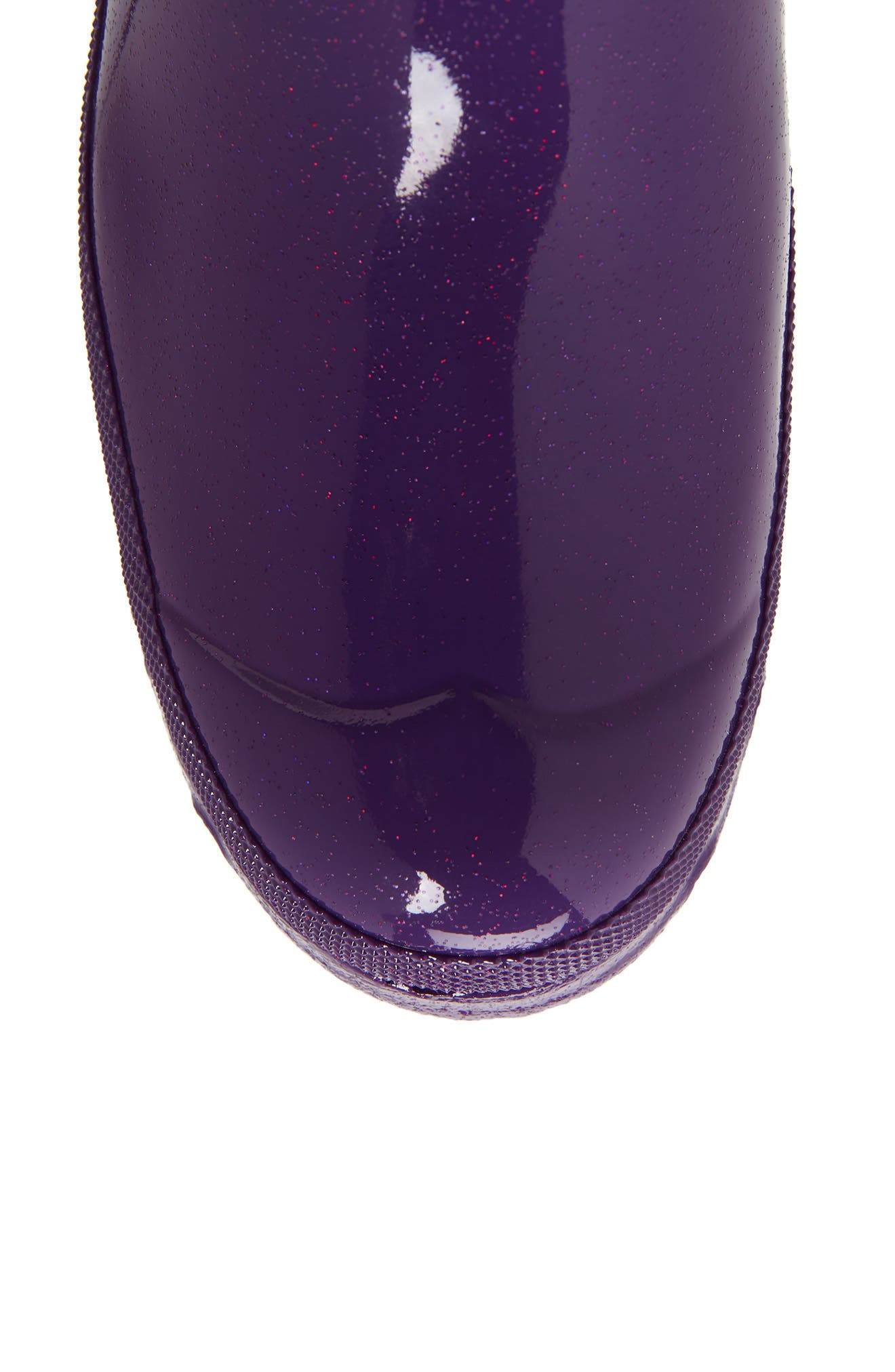 Original High Gloss Boot,                             Alternate thumbnail 6, color,                             ACID PURPLE