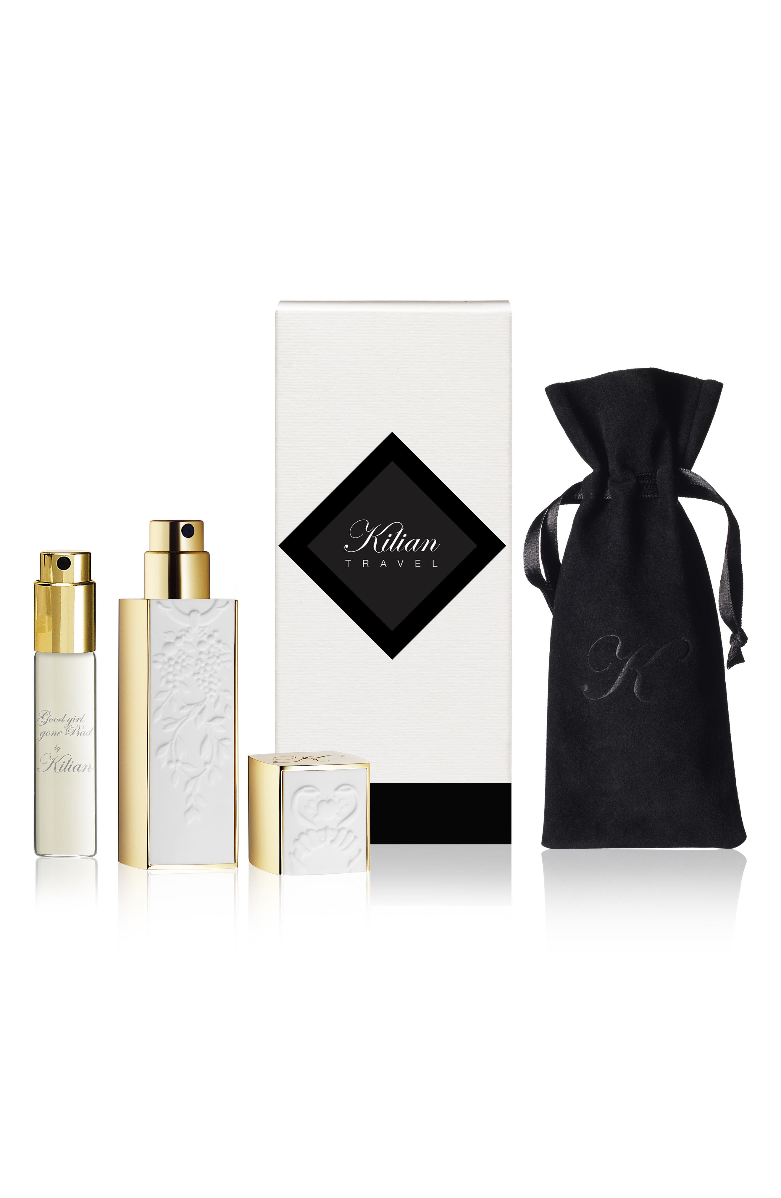 In the Garden of Good and Evil Good Girl Gone Bad Purse Spray Set,                             Alternate thumbnail 2, color,                             000