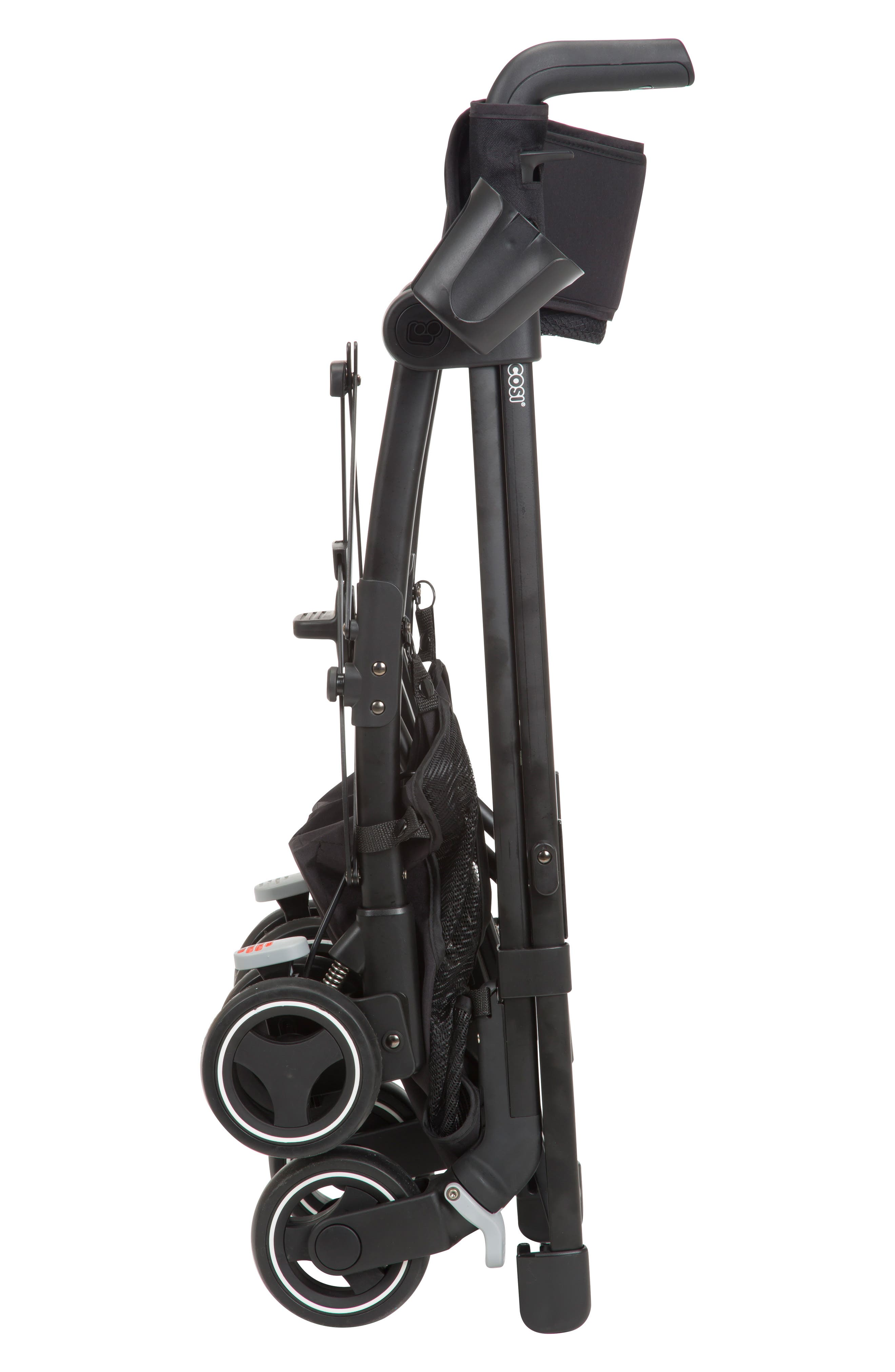 Maxi-Taxi Stroller Frame,                             Alternate thumbnail 2, color,                             BLACK