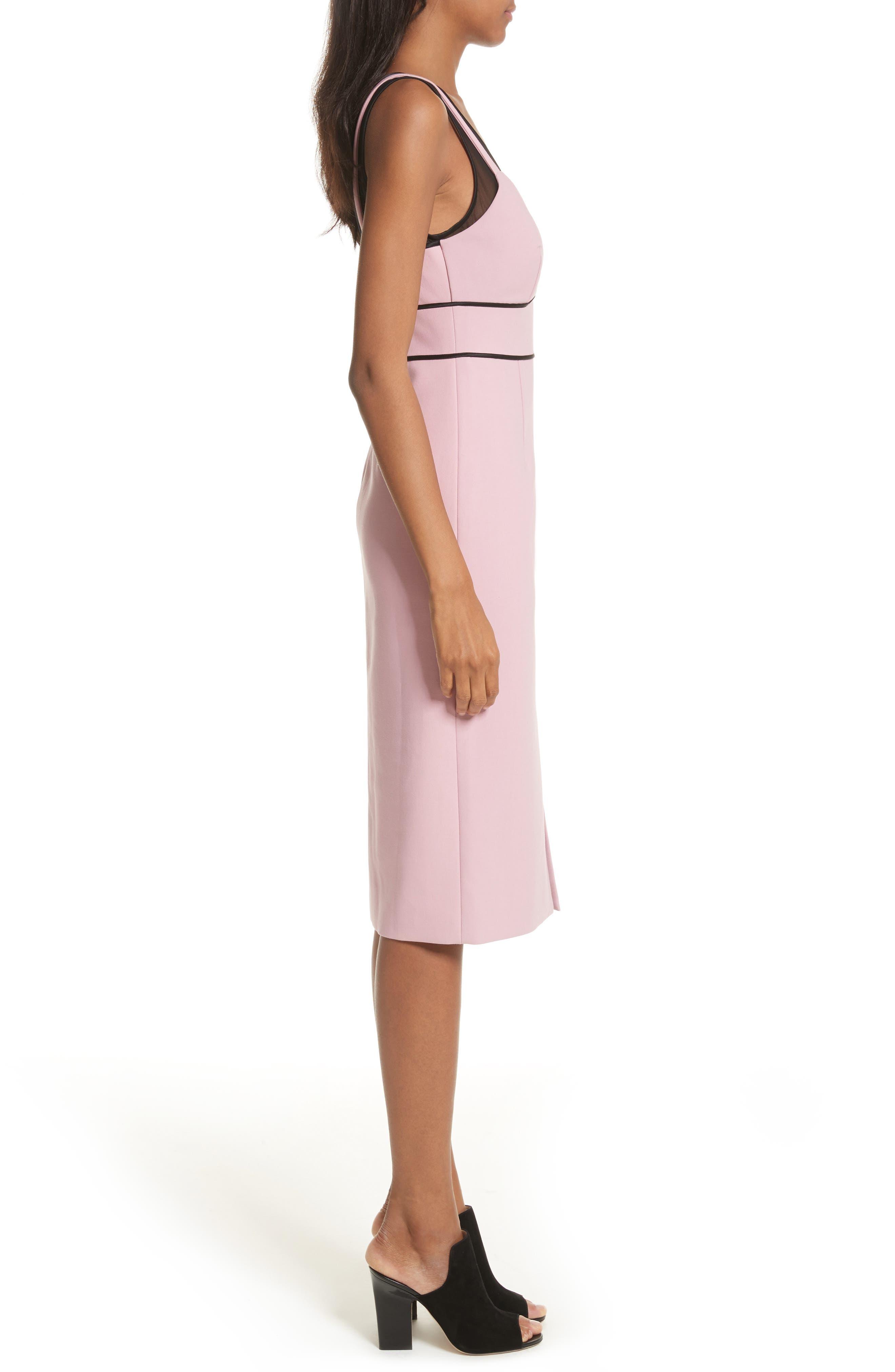 Lida Sheath Dress,                             Alternate thumbnail 6, color,