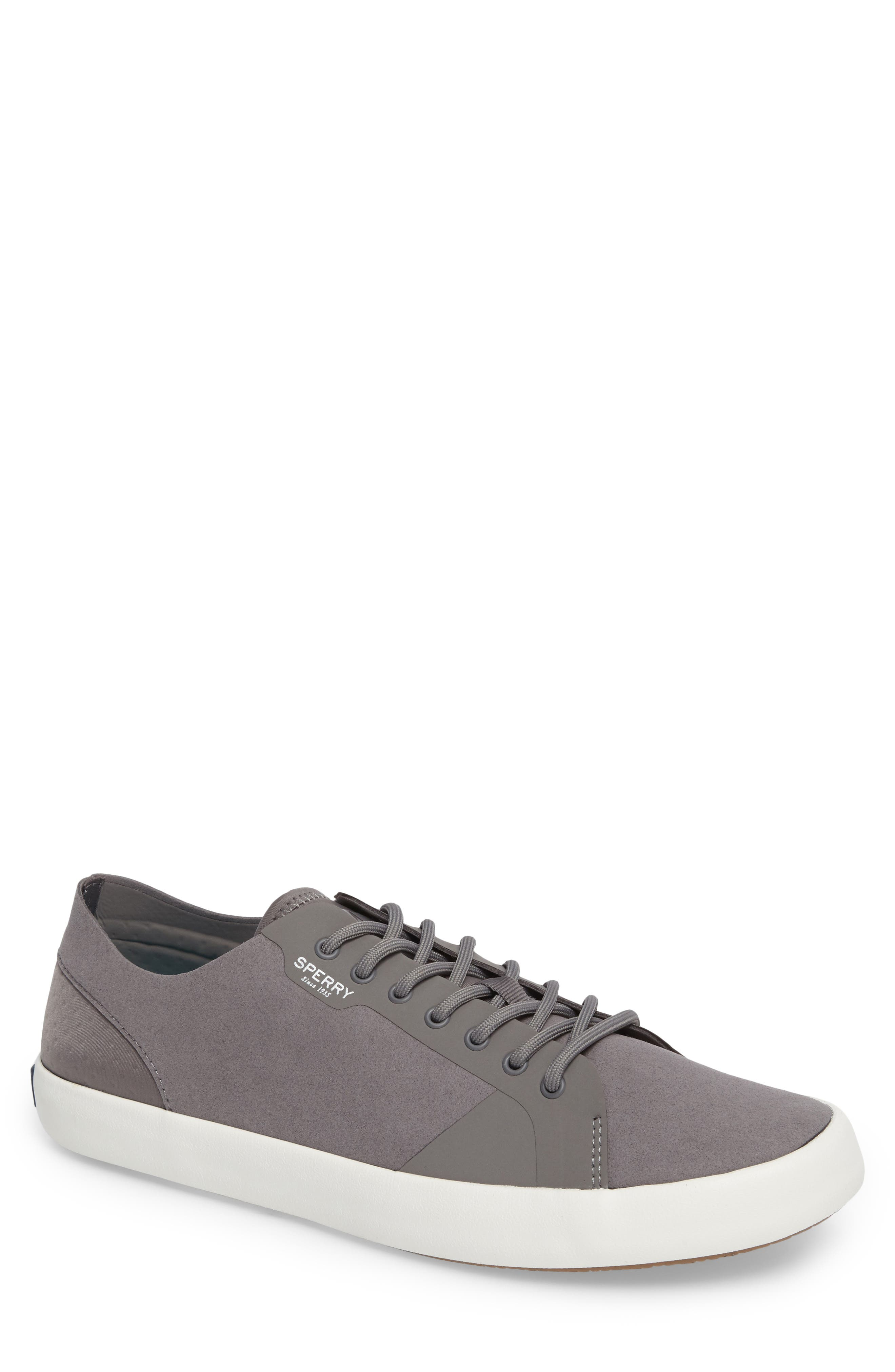 Flex Deck LTT Sneaker,                             Main thumbnail 1, color,                             GREY