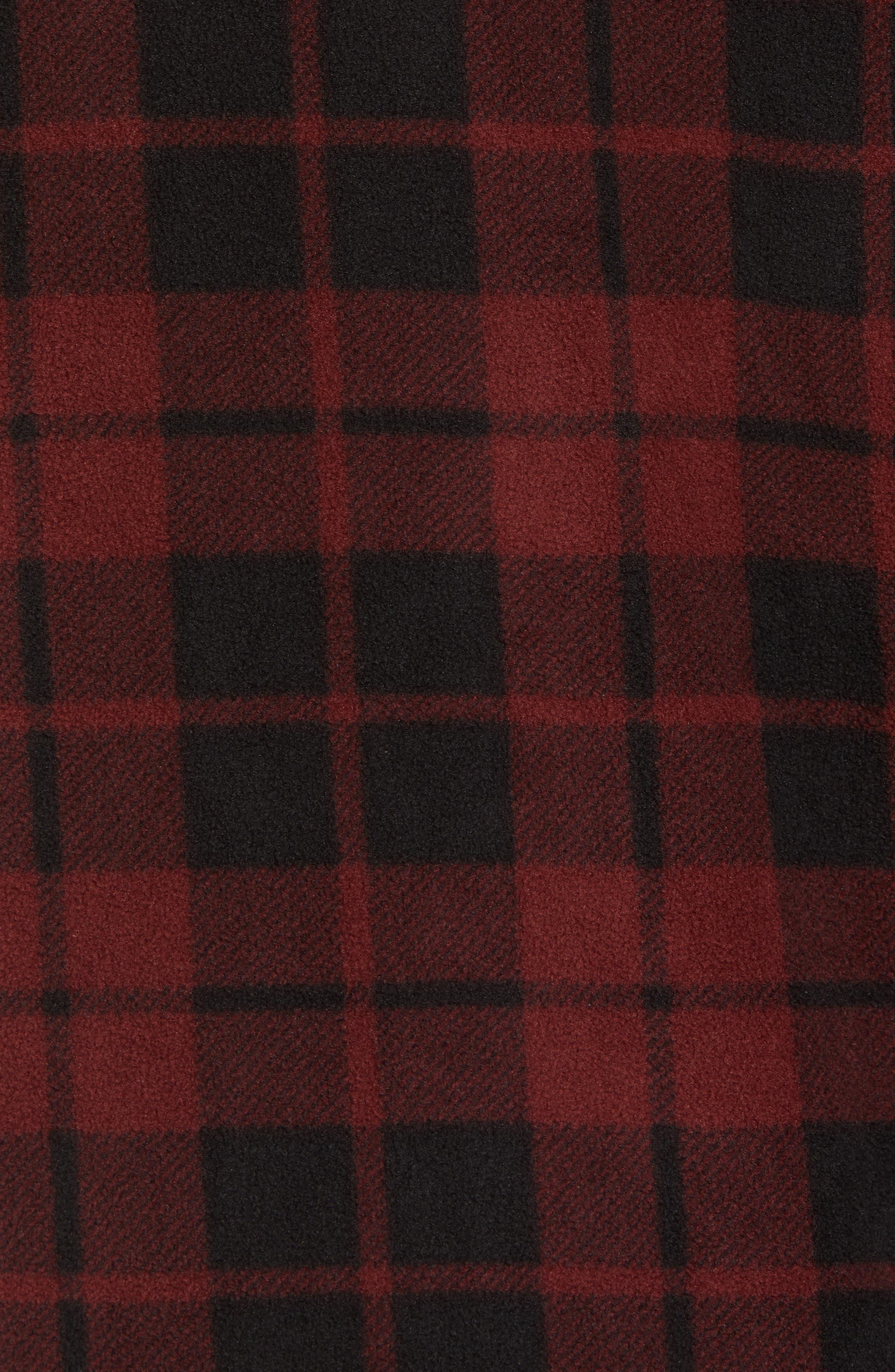 Hillcrest Fleece Shirt,                             Alternate thumbnail 6, color,                             930