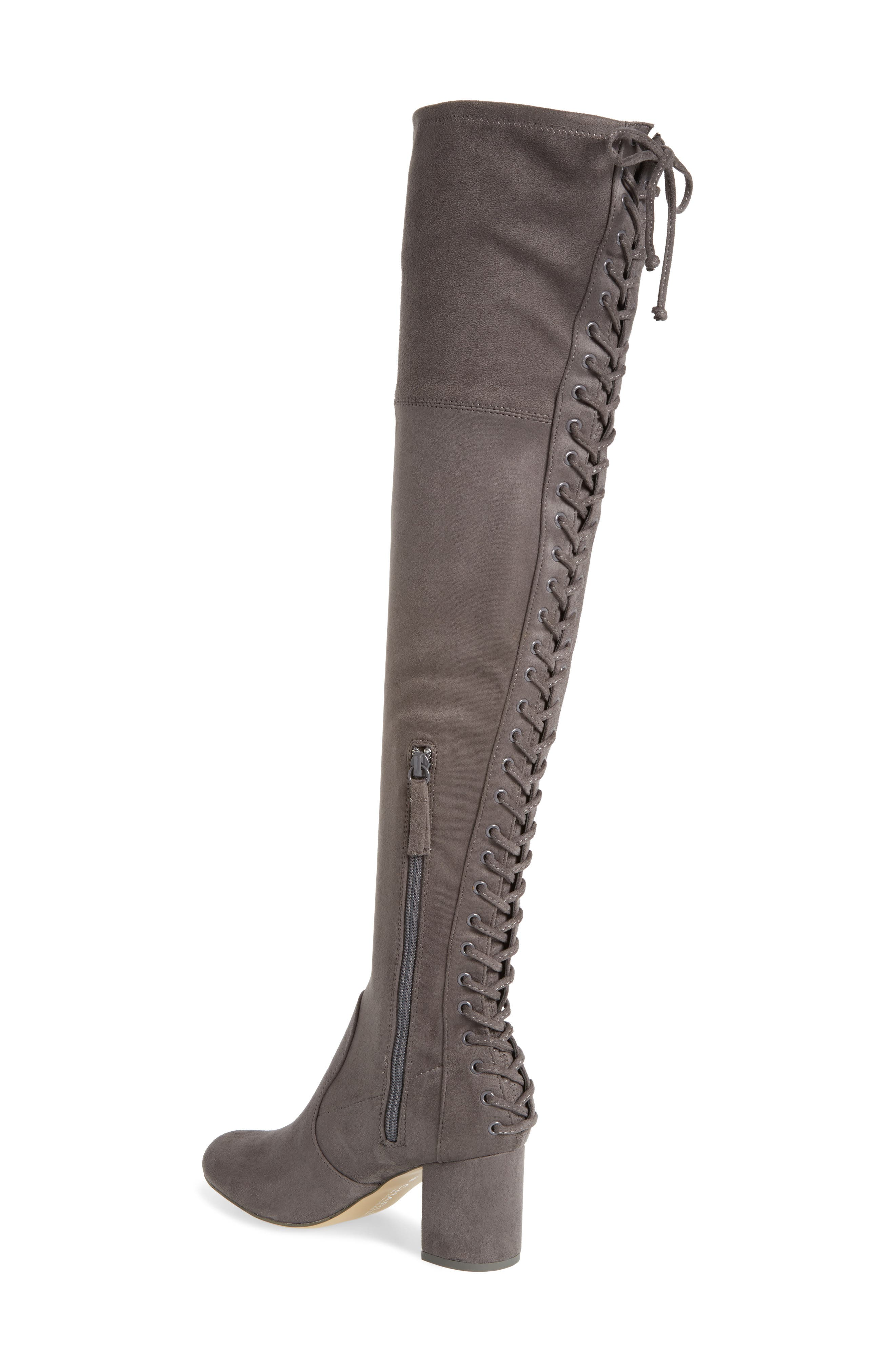 Ollie Over the Knee Boot,                             Alternate thumbnail 5, color,