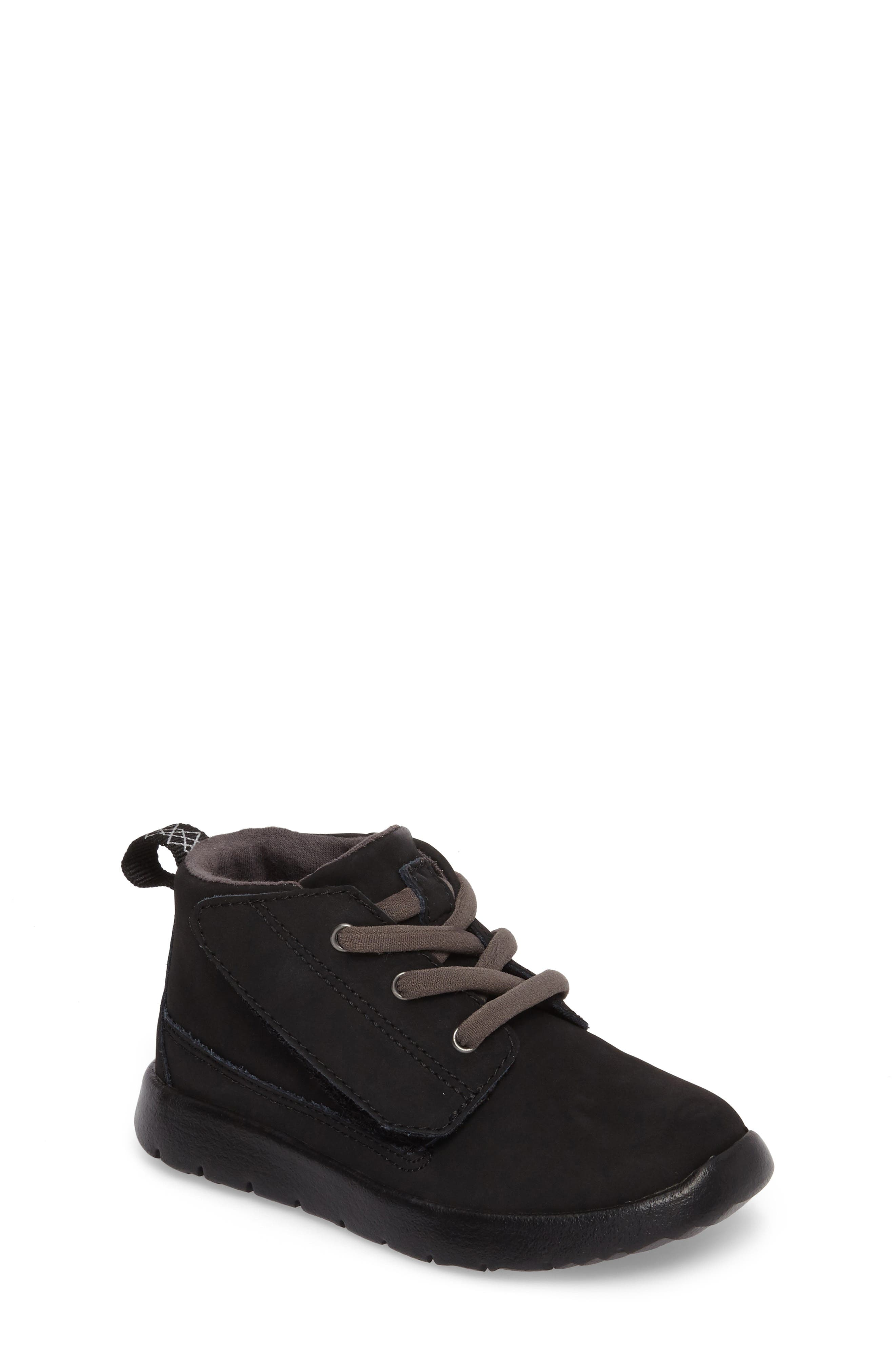 Canoe Water-Resistant Bootie,                             Main thumbnail 1, color,                             001
