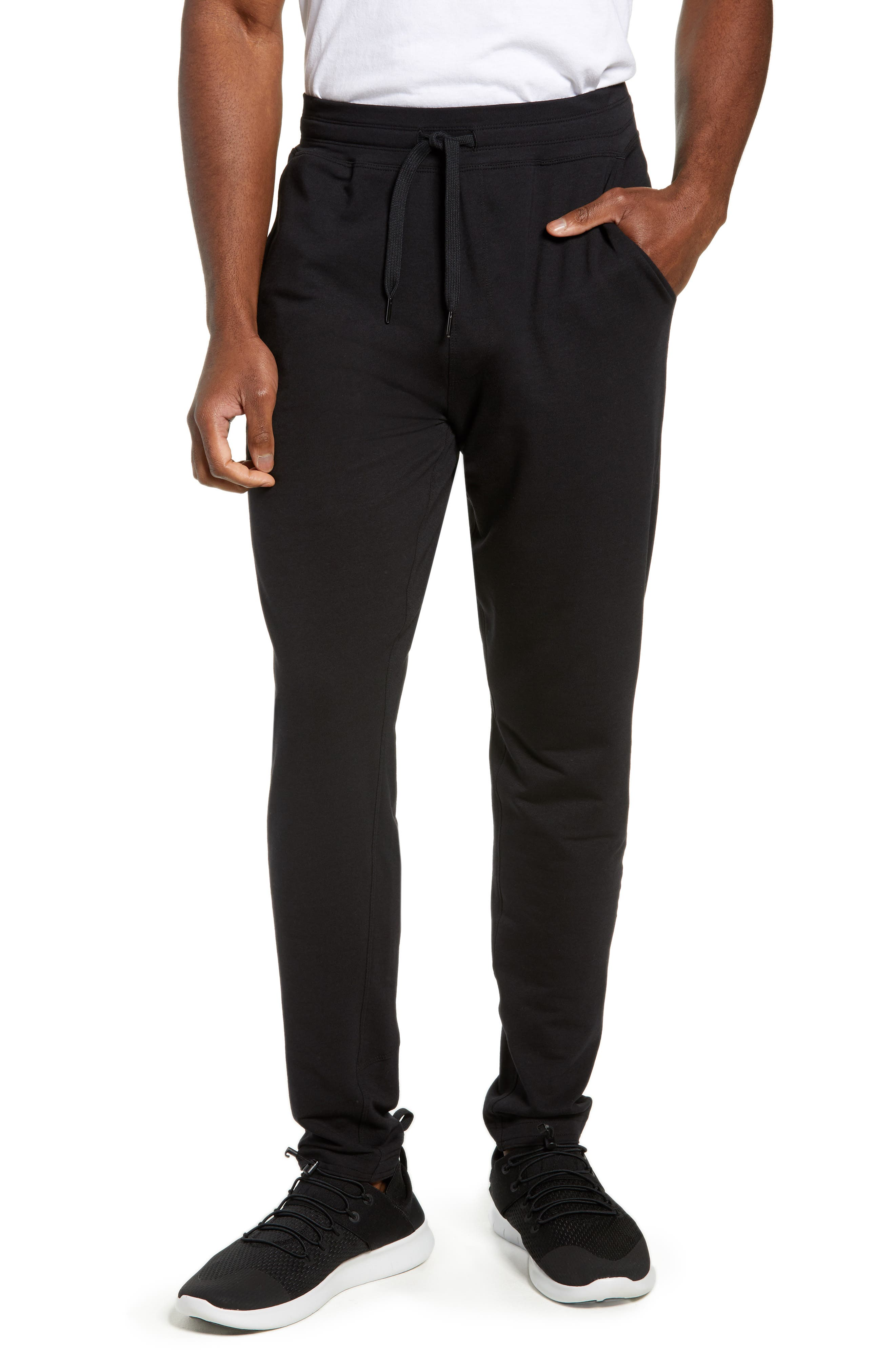 Legacy II Track Pants,                         Main,                         color, BLACK