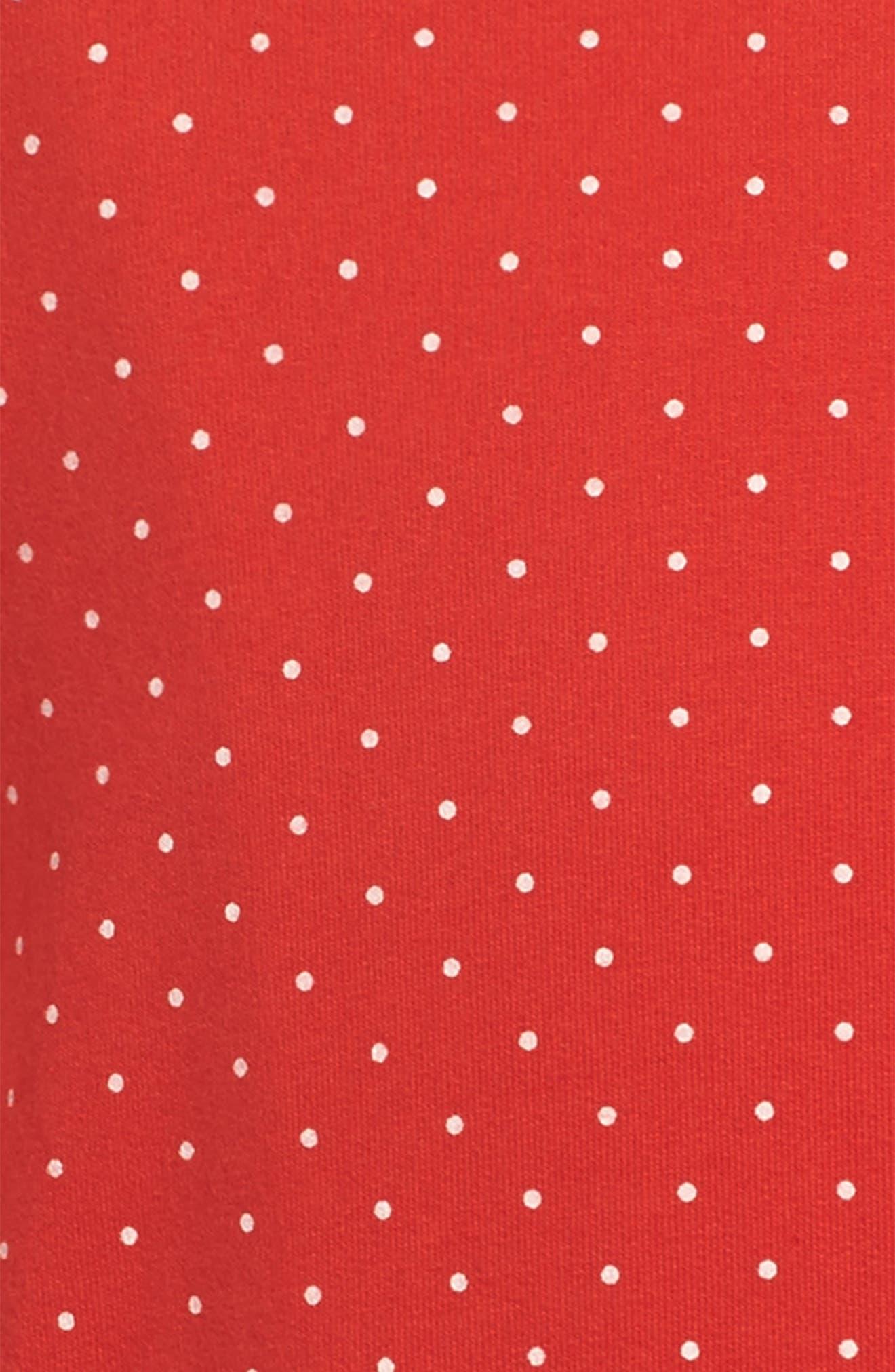 Dotty Dress,                             Alternate thumbnail 3, color,                             629