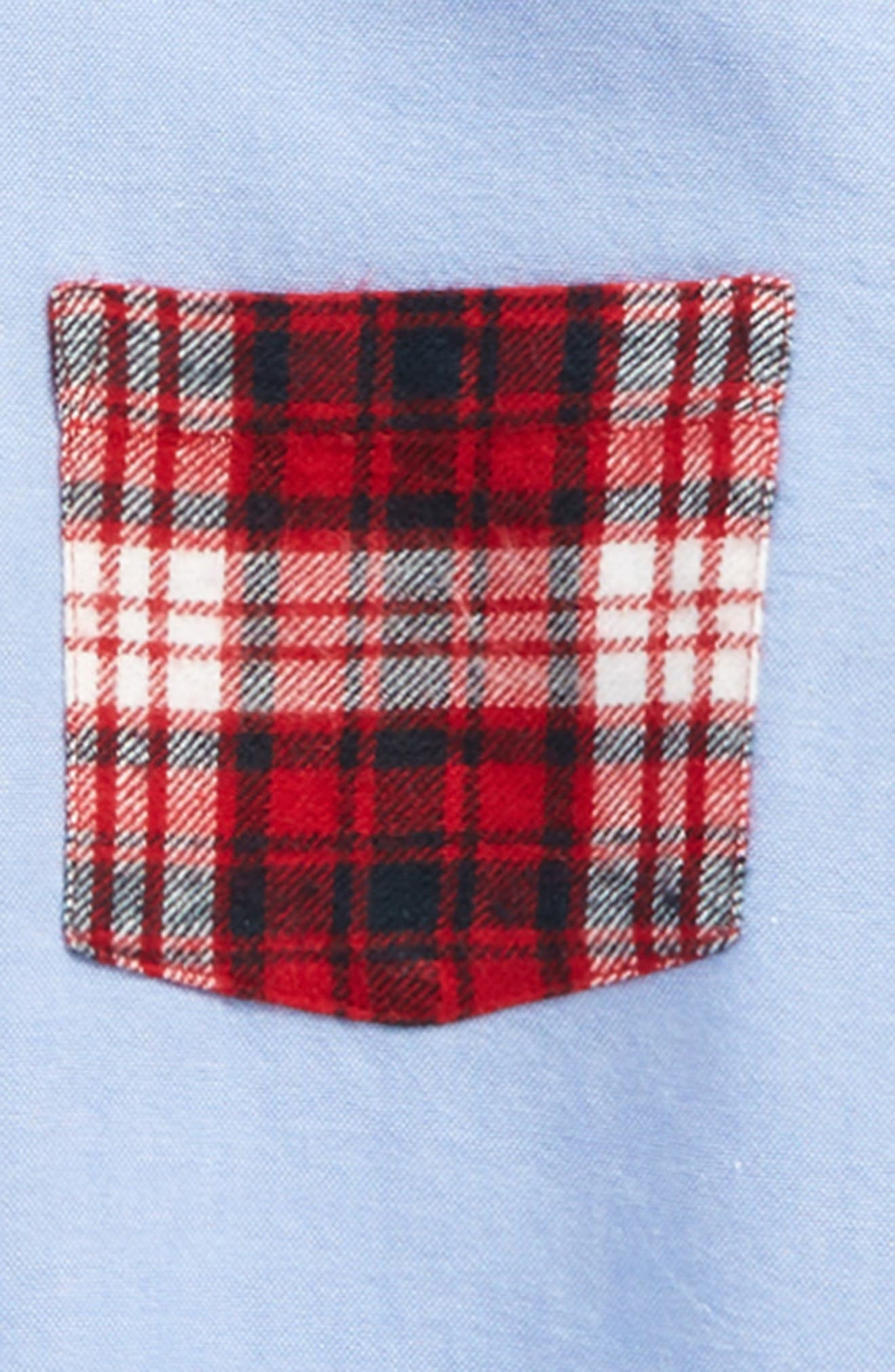 Johnny Oxford Shirt,                             Alternate thumbnail 2, color,                             400