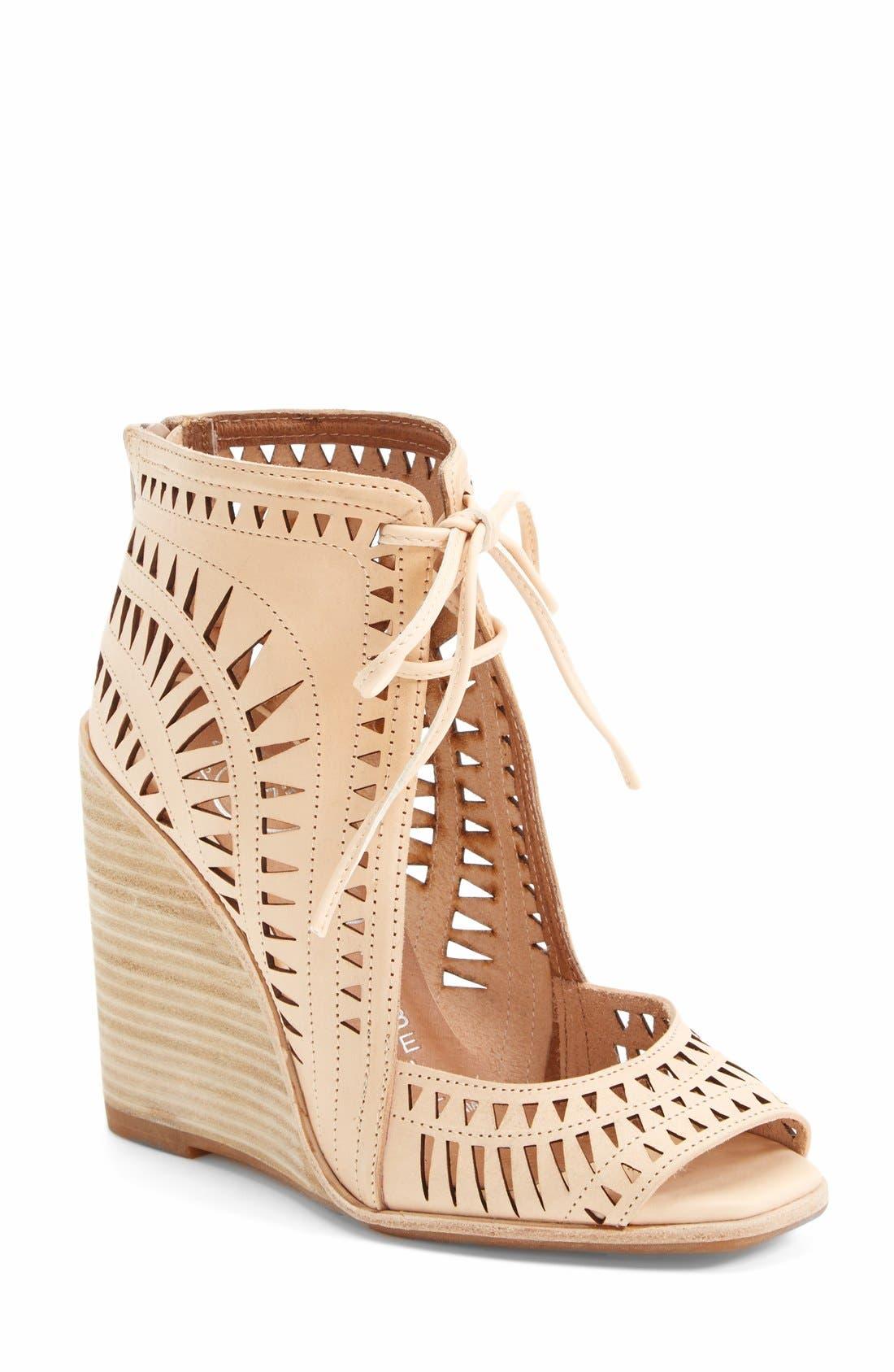 'Rodillo-Hi' Wedge Sandal,                         Main,                         color, 283