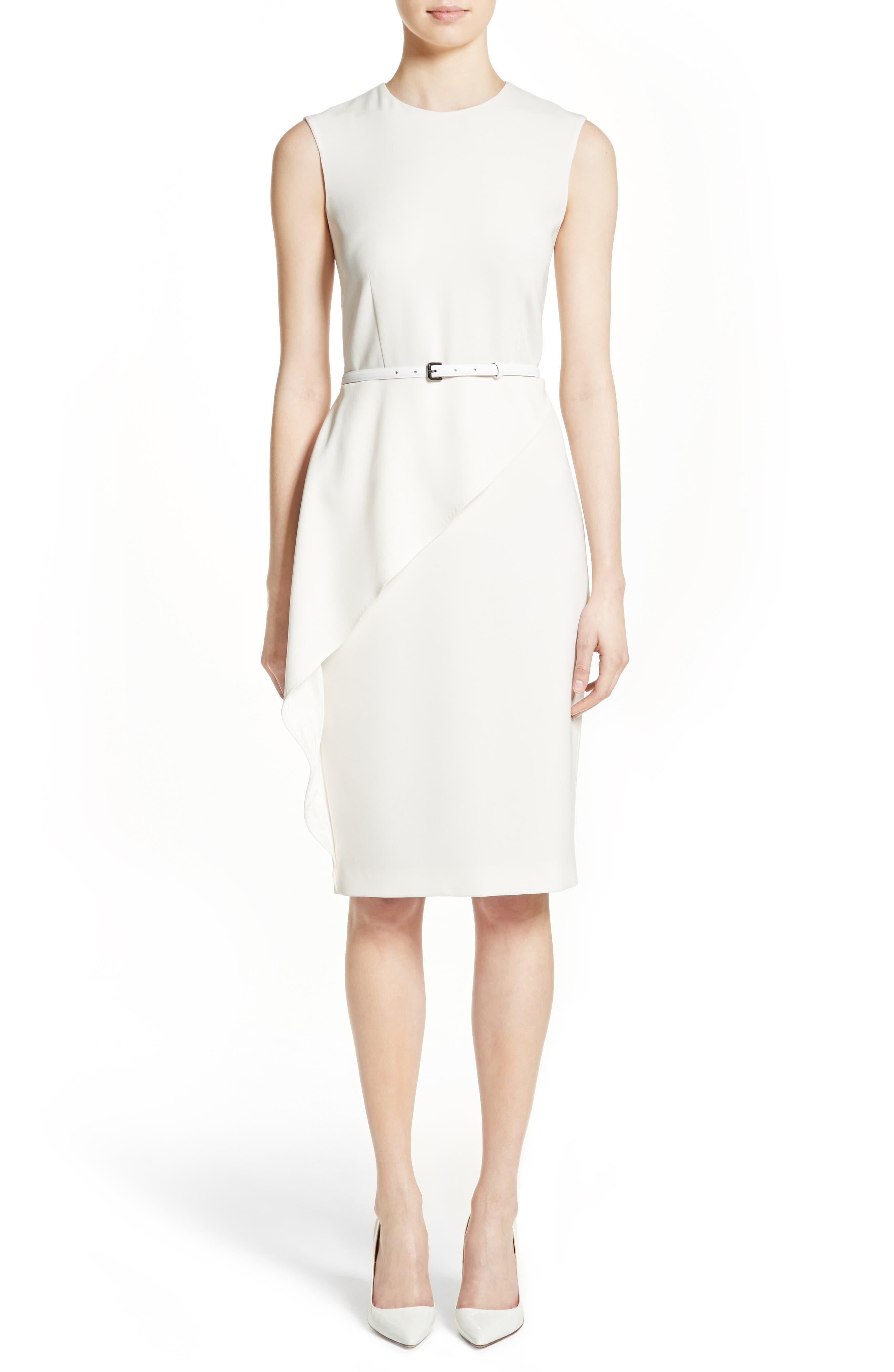Ossola Sheath Dress,                         Main,                         color, 100