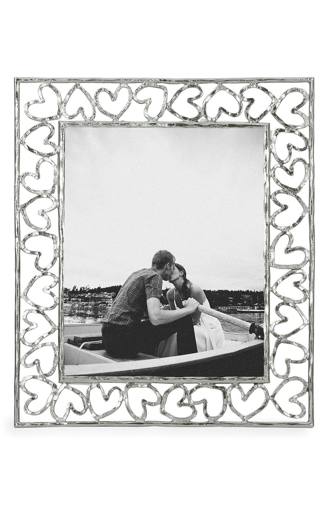 Heart Picture Frame,                             Alternate thumbnail 4, color,                             000
