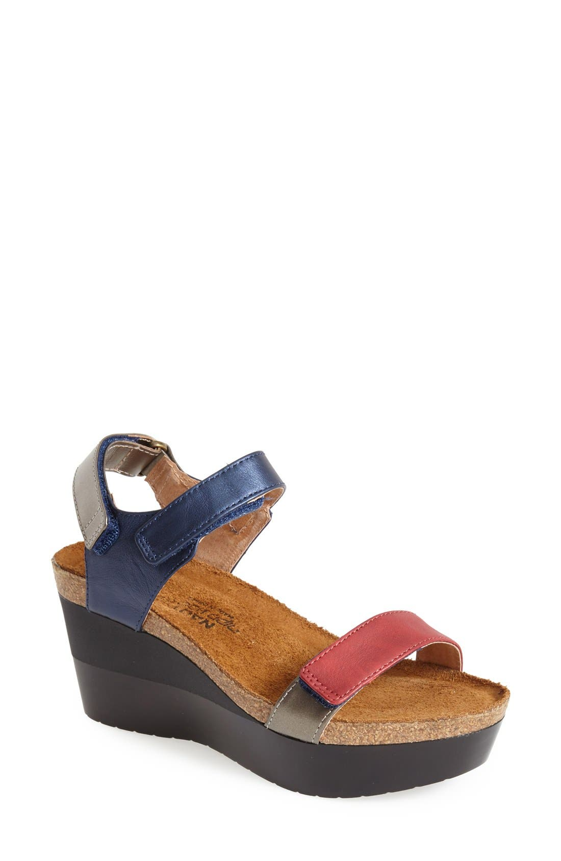 'Miracle' Sandal,                         Main,                         color, 400