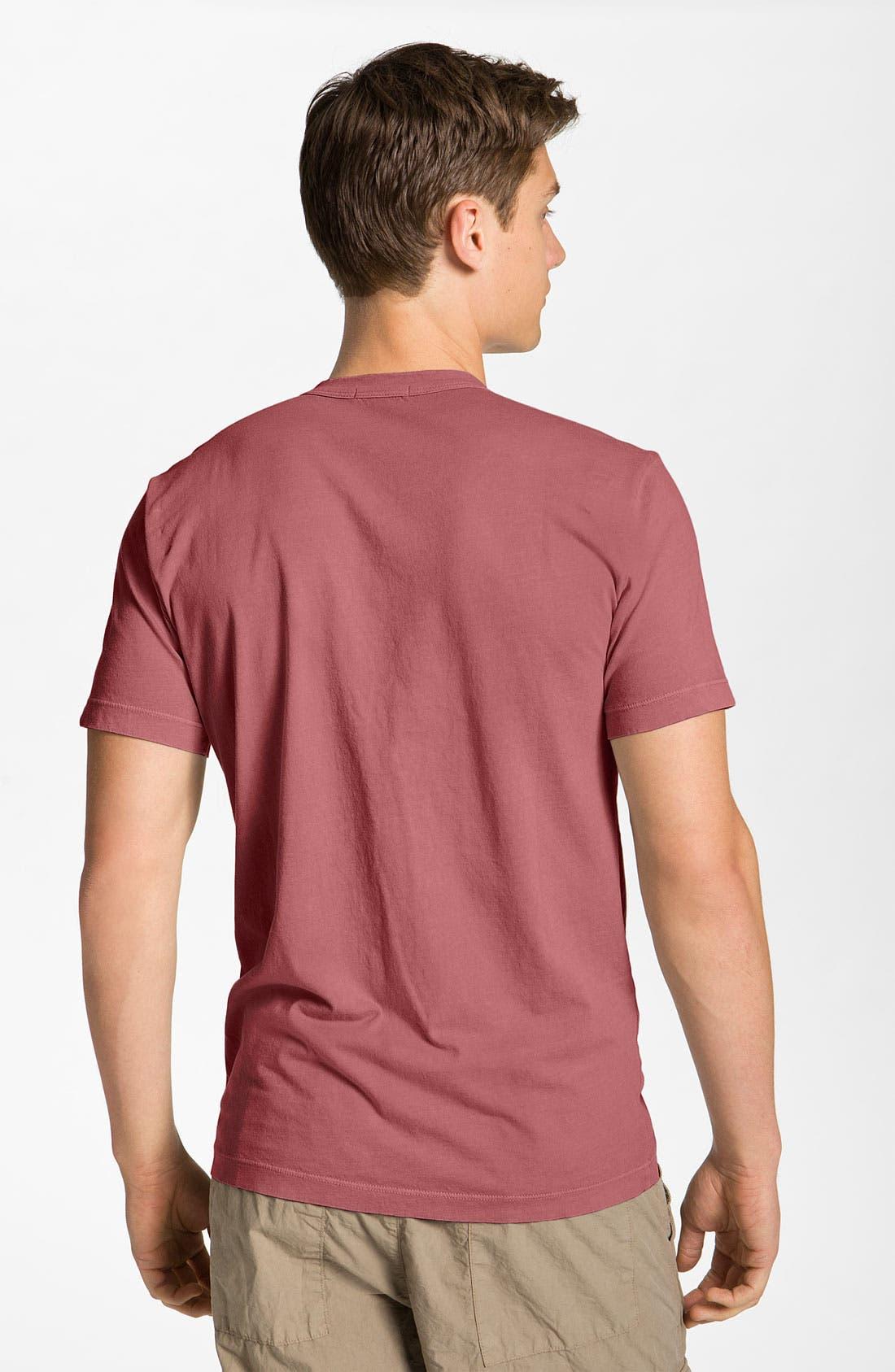 Crewneck Jersey T-Shirt,                             Alternate thumbnail 511, color,