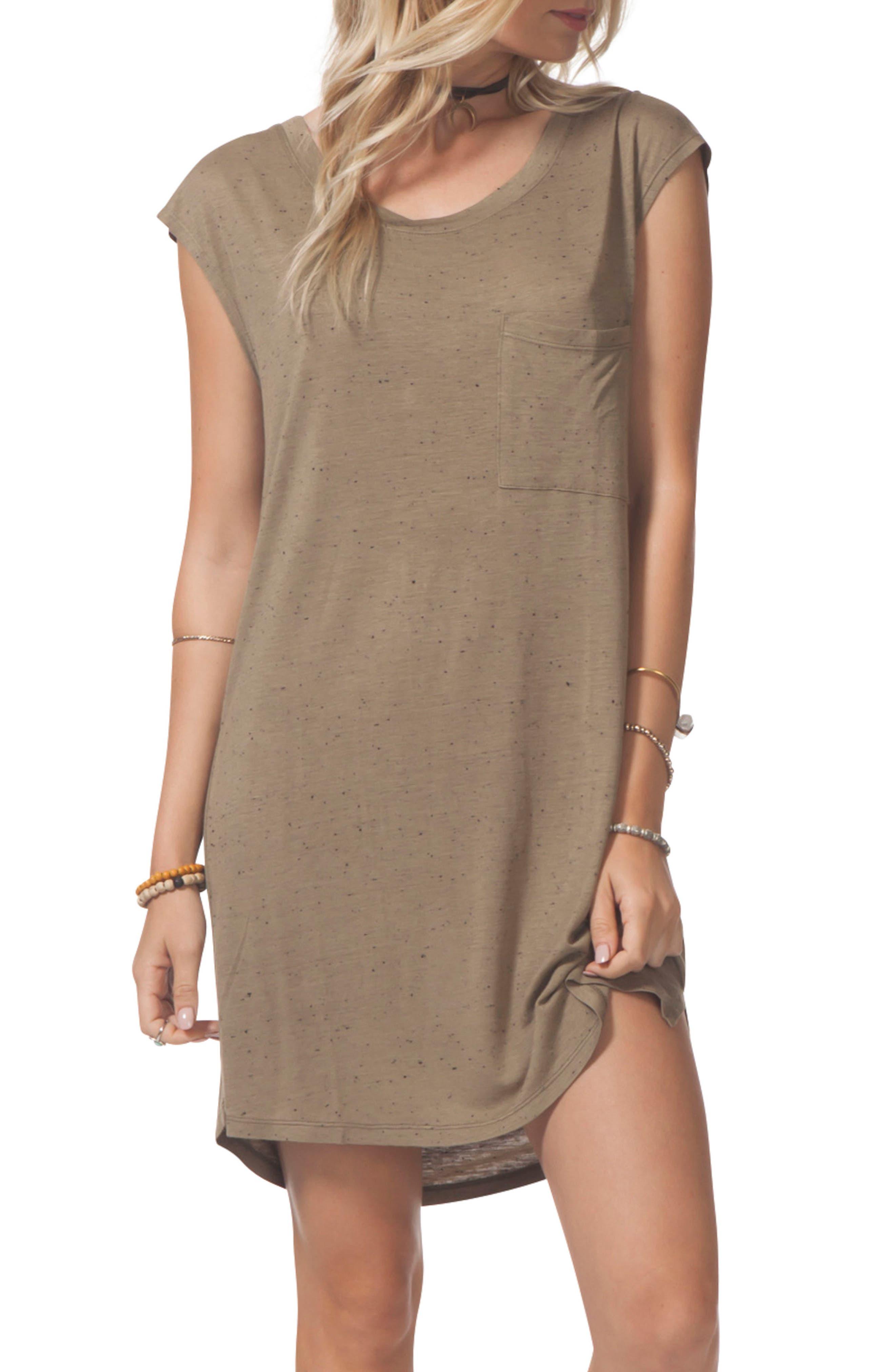 Premium Surf Knit Dress,                             Main thumbnail 2, color,