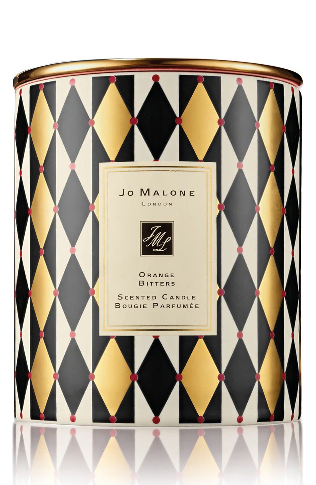 Jo Malone<sup>™</sup> Orange Bitters Candle,                             Main thumbnail 1, color,                             000