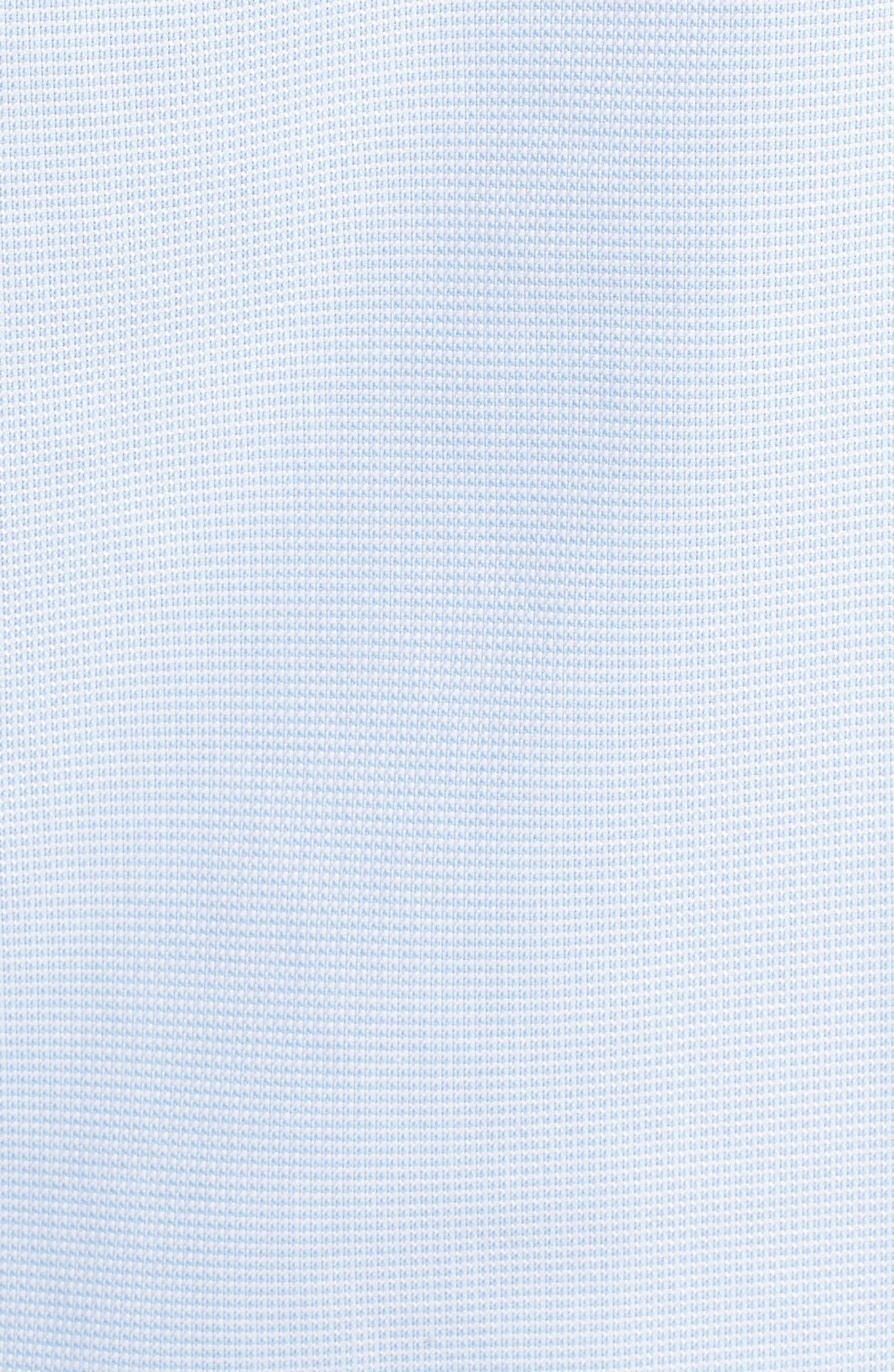 'Classic' Smartcare<sup>™</sup> Regular Fit Short Sleeve Cotton Sport Shirt,                             Alternate thumbnail 97, color,