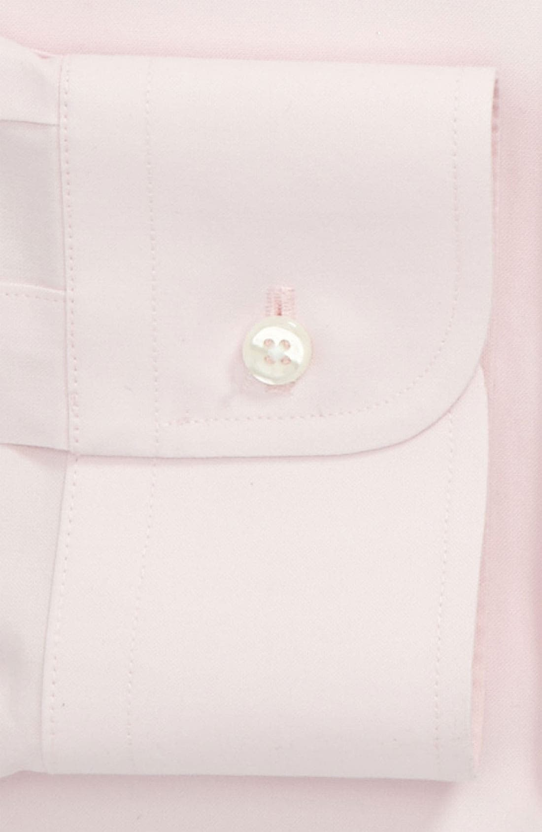 Smartcare<sup>™</sup> Traditional Fit Pinpoint Dress Shirt,                             Alternate thumbnail 82, color,