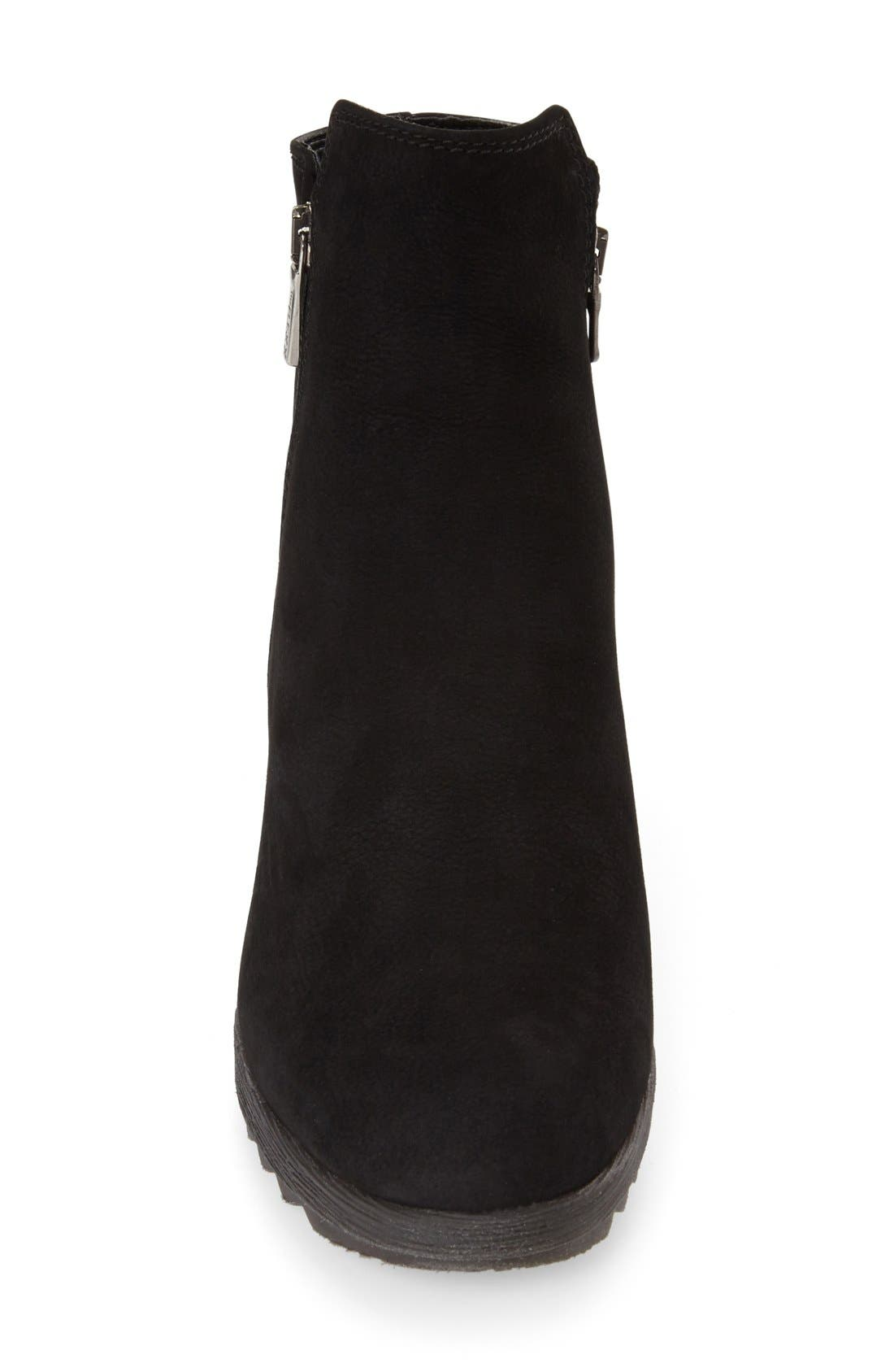 THE FLEXX,                             'Pic a Winner' Wedge Bootie,                             Alternate thumbnail 4, color,                             013