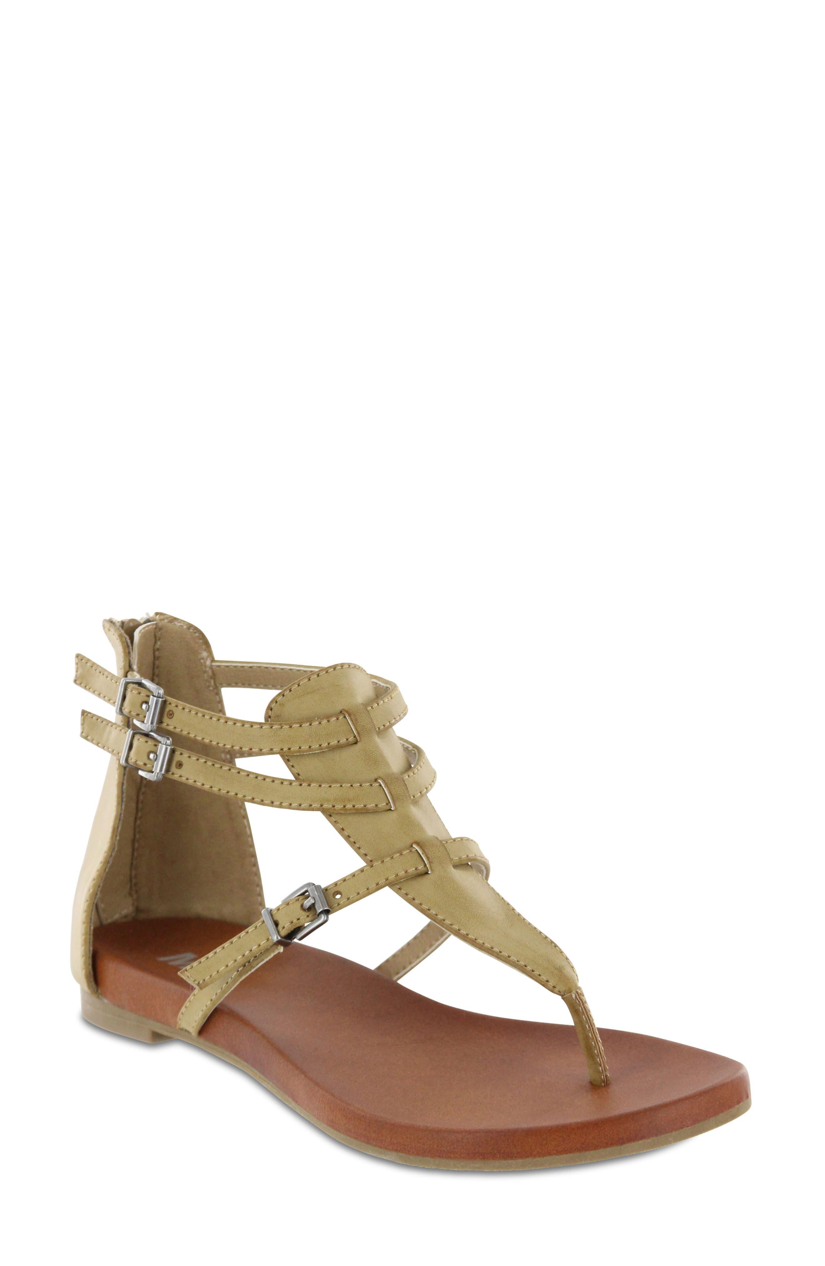 Dashiell V-Strap Sandal,                             Main thumbnail 2, color,