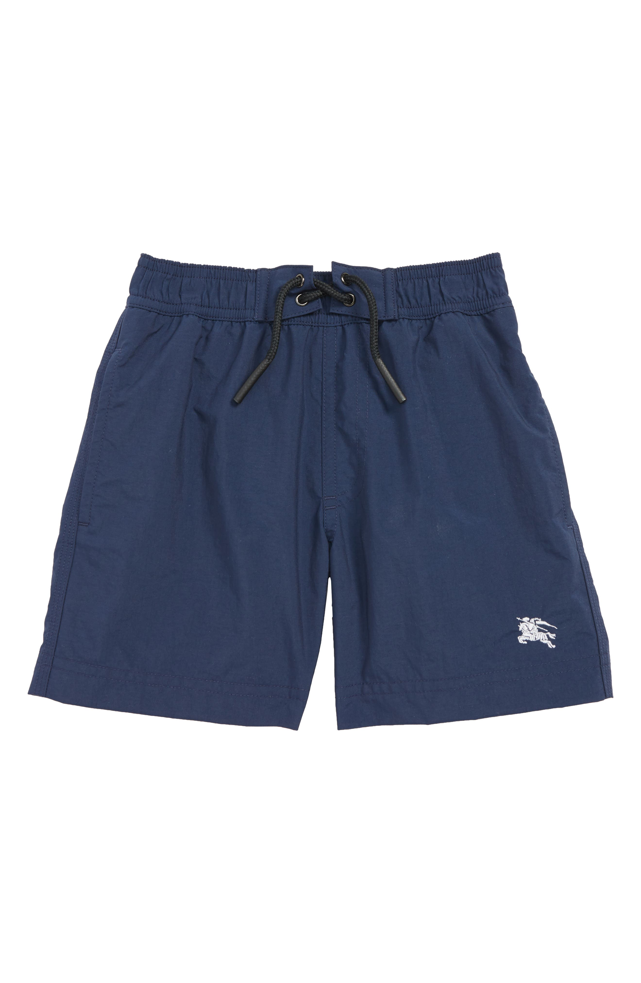 Galvin Swim Trunks,                         Main,                         color, INDIGO