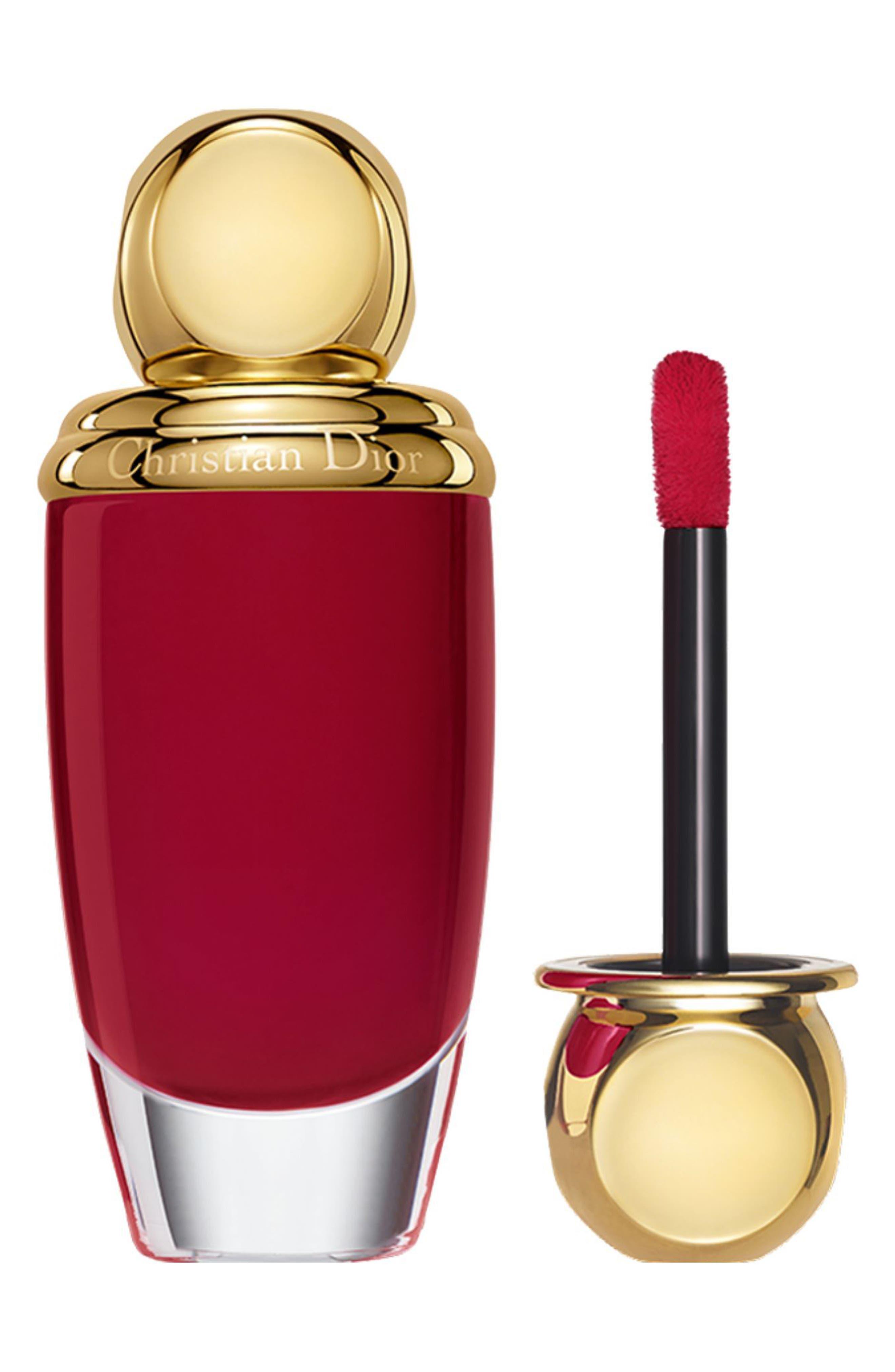 Diorific Matte Fluid Lip & Cheek Velvet Colour,                         Main,                         color, 600