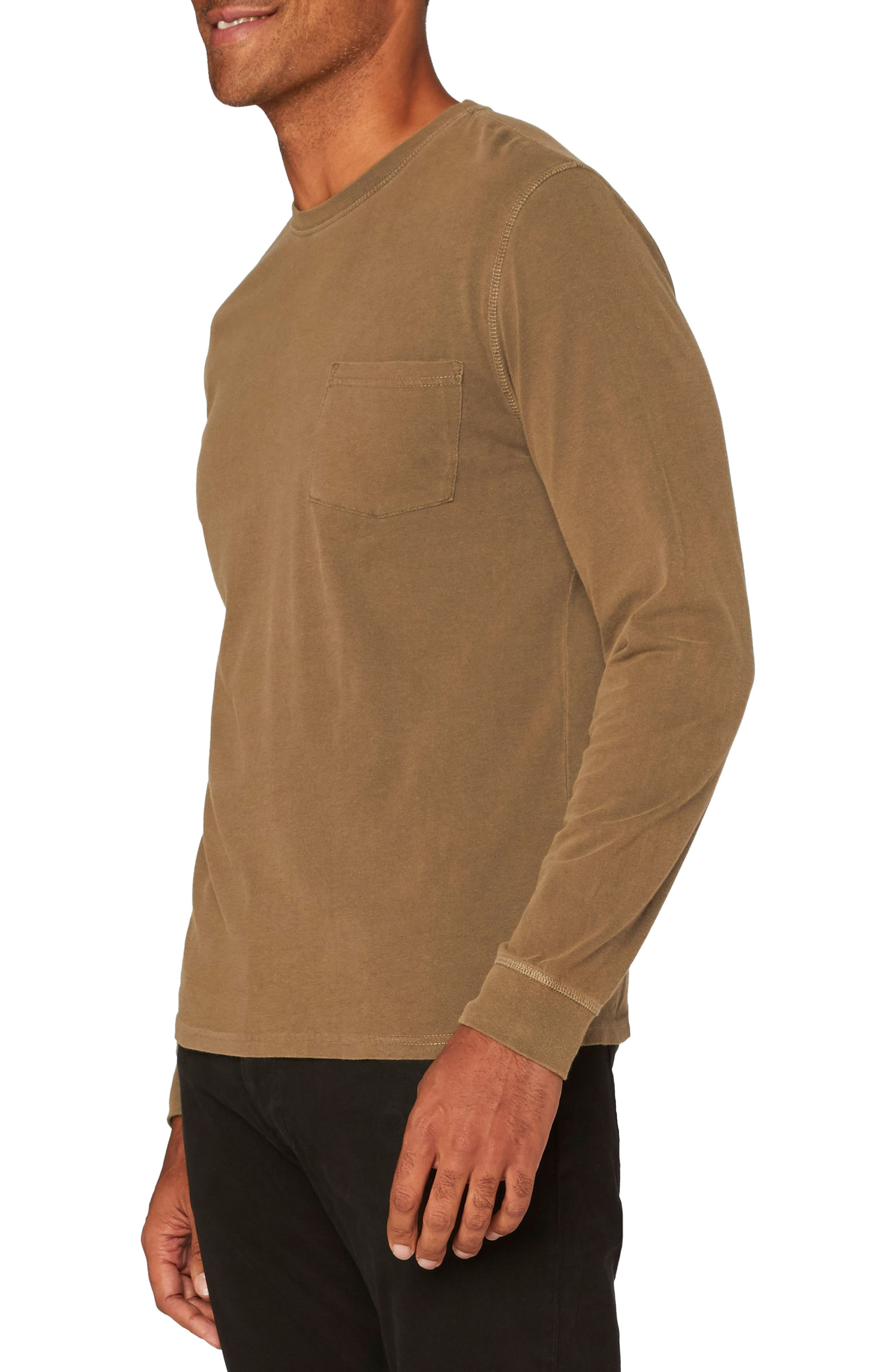 Standard Crew T-Shirt,                             Alternate thumbnail 5, color,