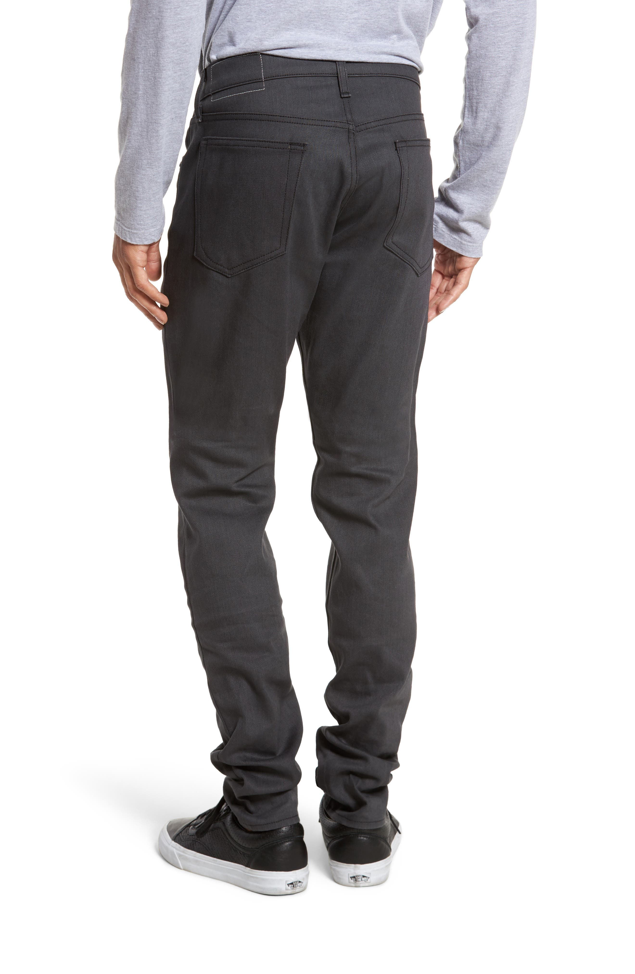 Fit 1 Skinny Fit Jeans,                             Alternate thumbnail 2, color,                             002