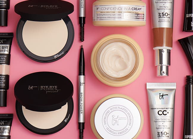 New to Nordstrom: IT Cosmetics.