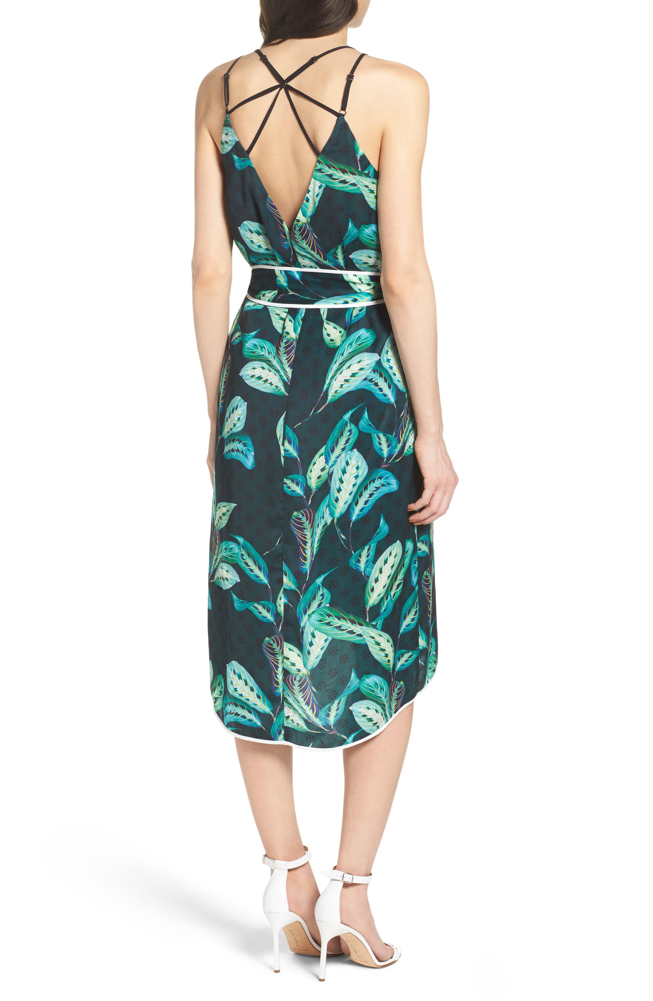 Midi Dress,                             Alternate thumbnail 2, color,                             300