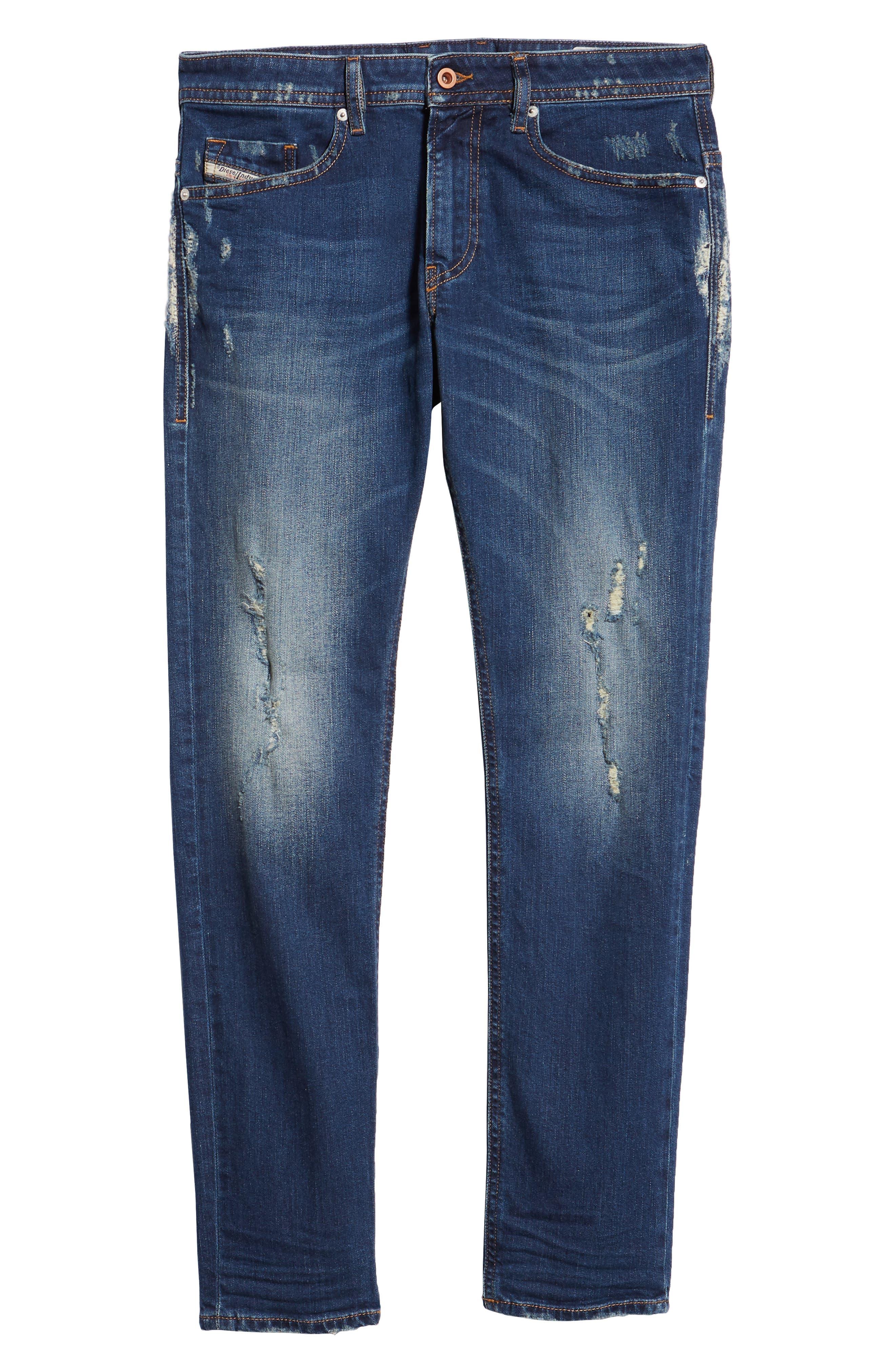 Thommer Slim Fit Jeans,                             Alternate thumbnail 6, color,                             084YY