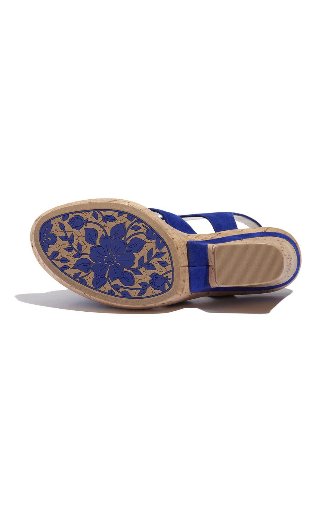 'Odelle' Sandal,                             Alternate thumbnail 11, color,