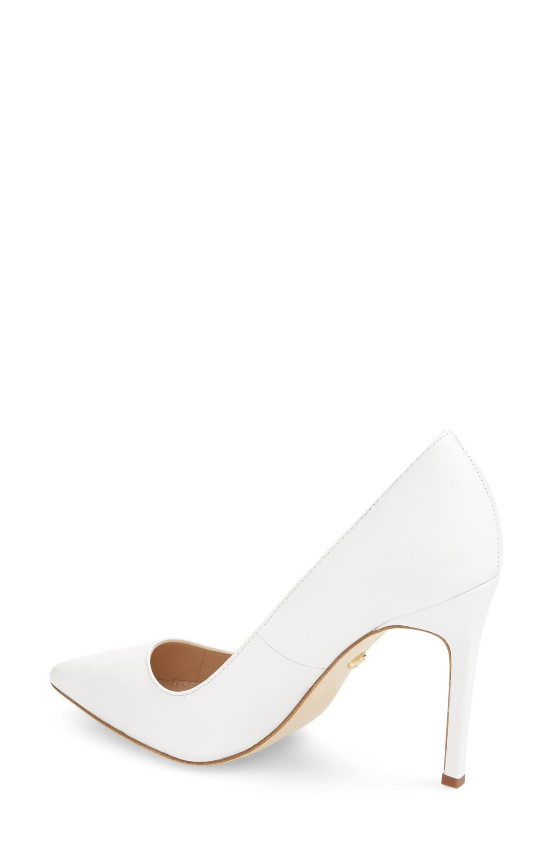 'Caterina' Pointy Toe Pump,                             Alternate thumbnail 33, color,