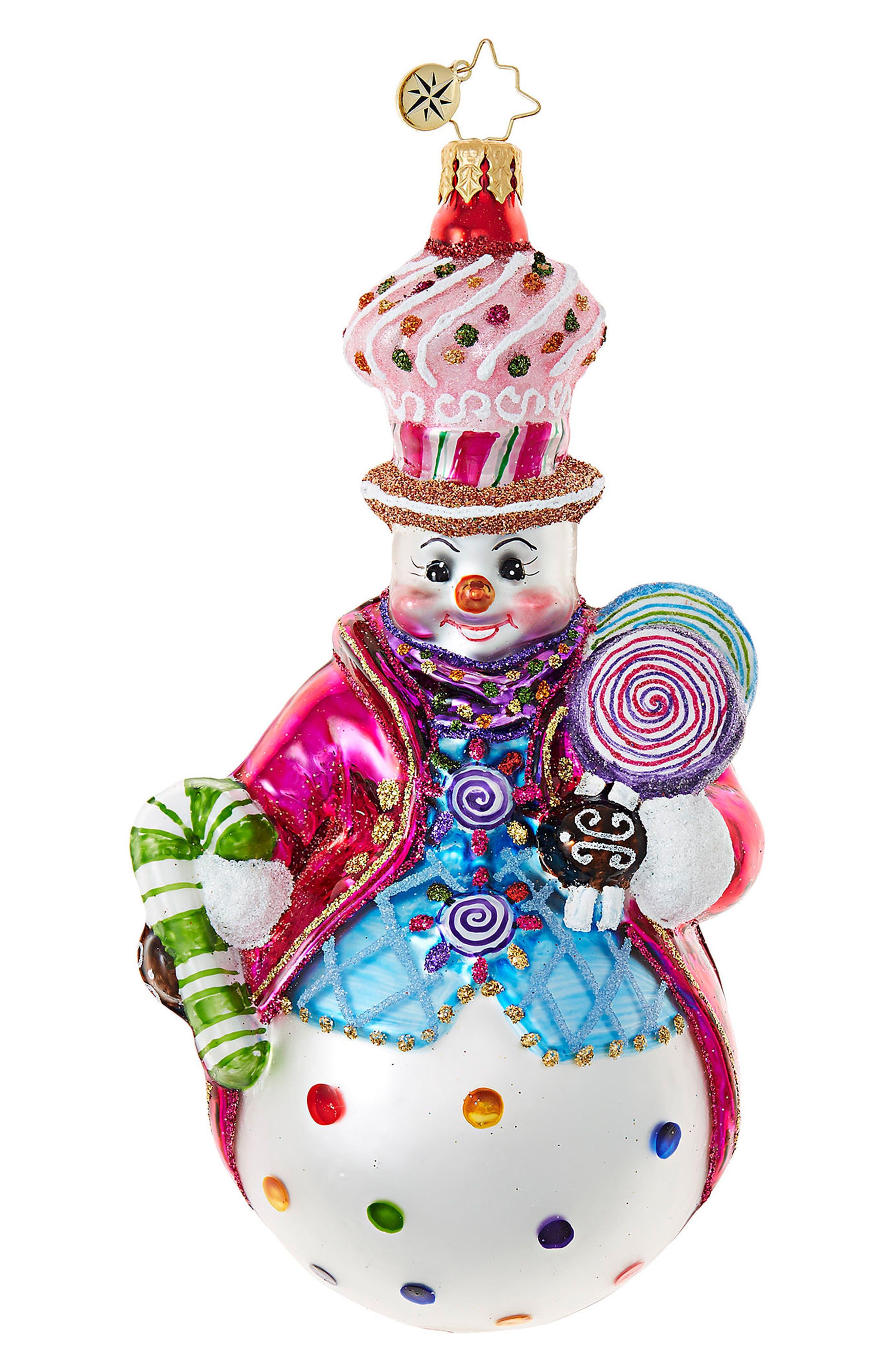 Be Sweeter Ornament,                             Main thumbnail 1, color,                             600