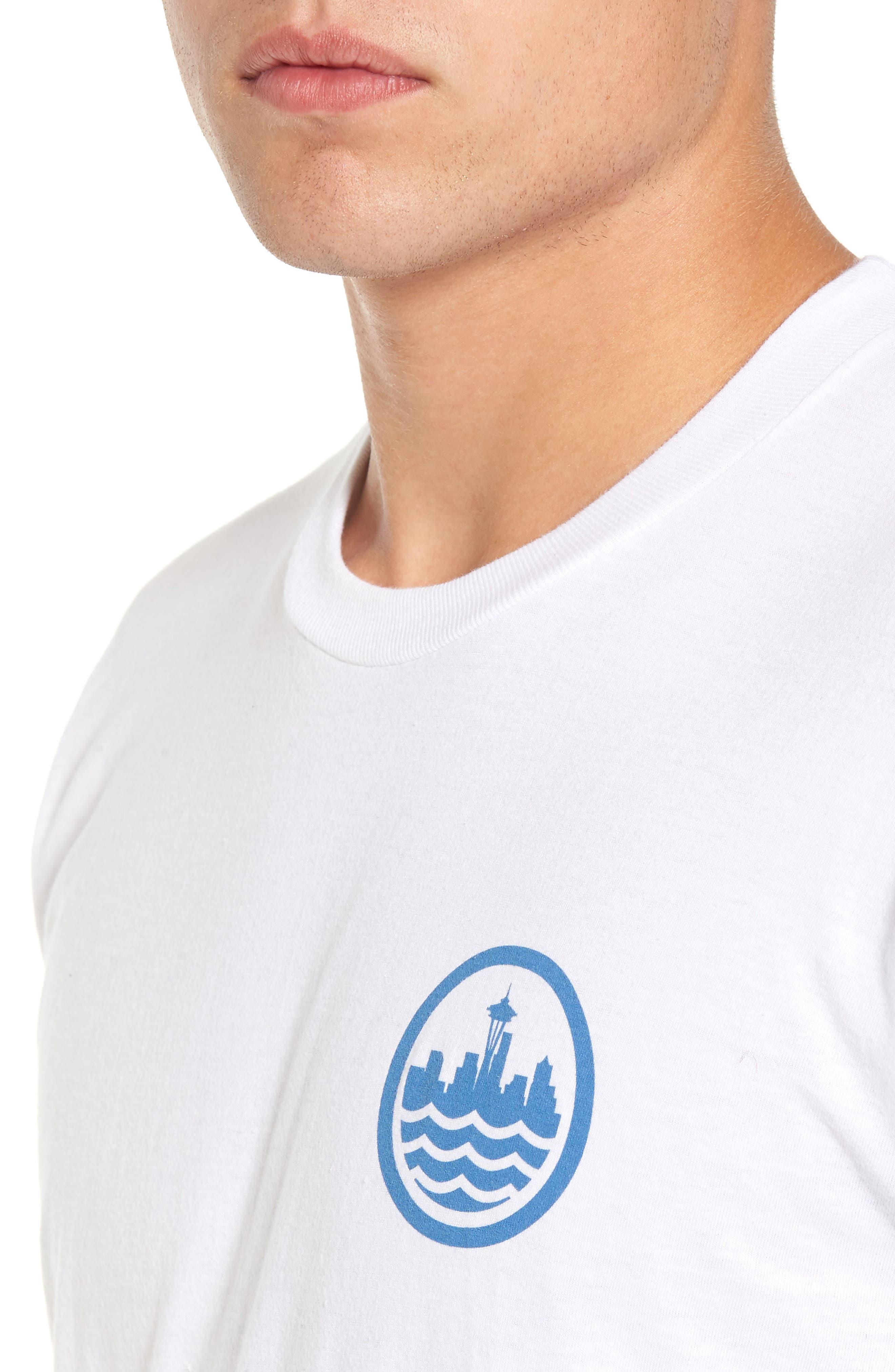 Sea Graphic T-Shirt,                             Alternate thumbnail 7, color,