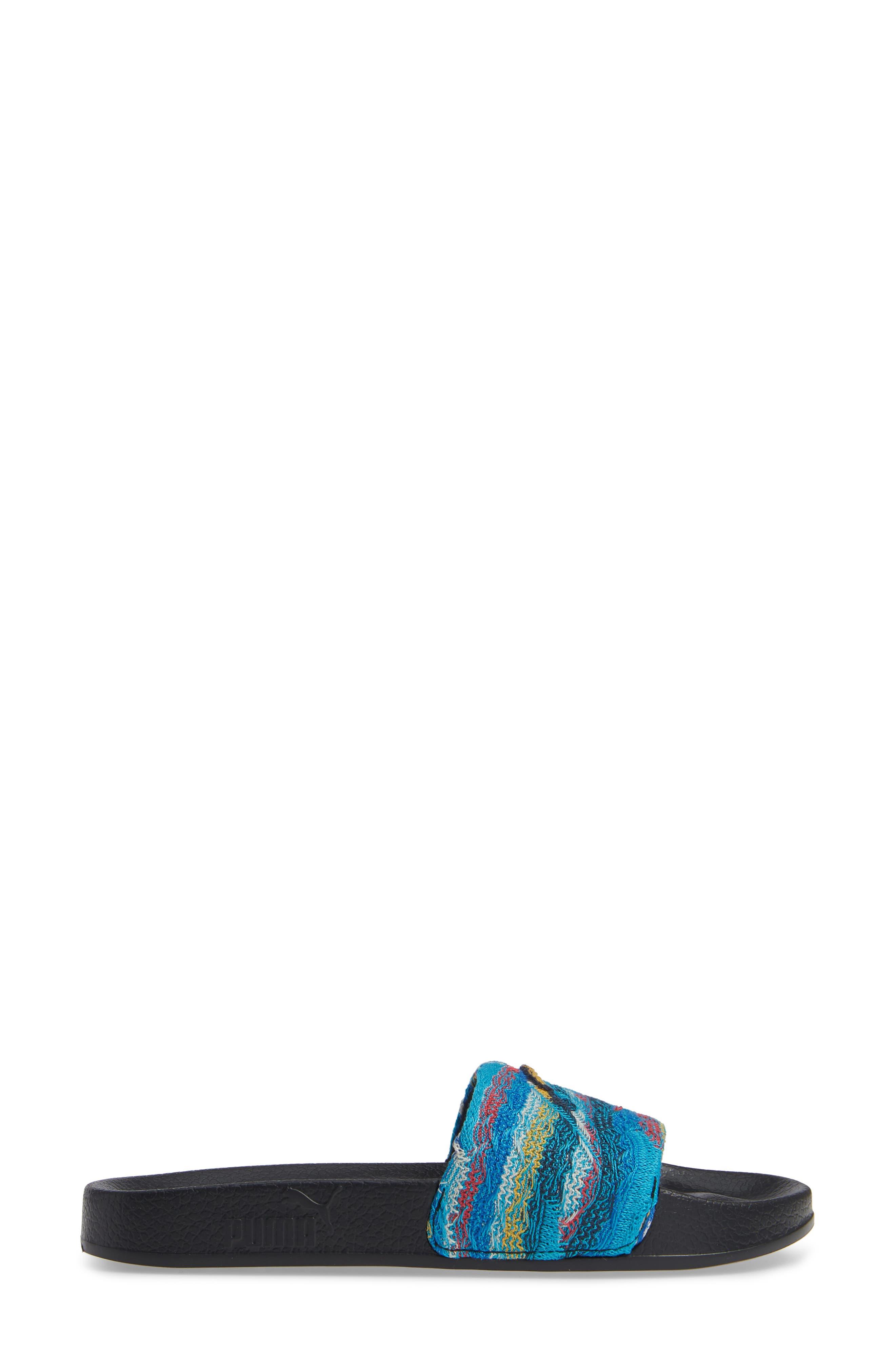Leadcat Coogie Slide Sandal,                             Alternate thumbnail 3, color,                             ISLAND PARADISE/ PUMA BLACK