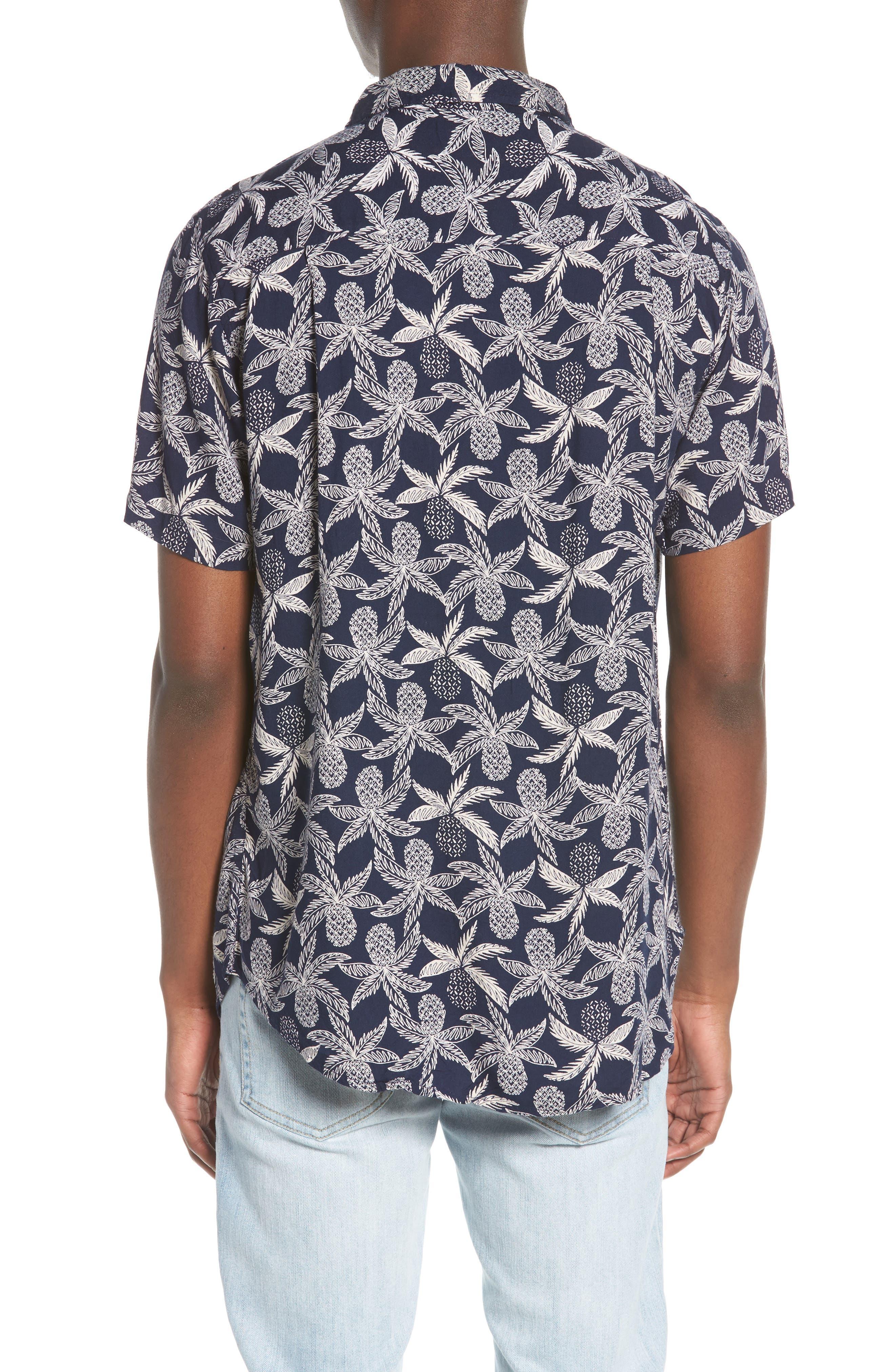 Vacay Woven Shirt,                             Alternate thumbnail 2, color,